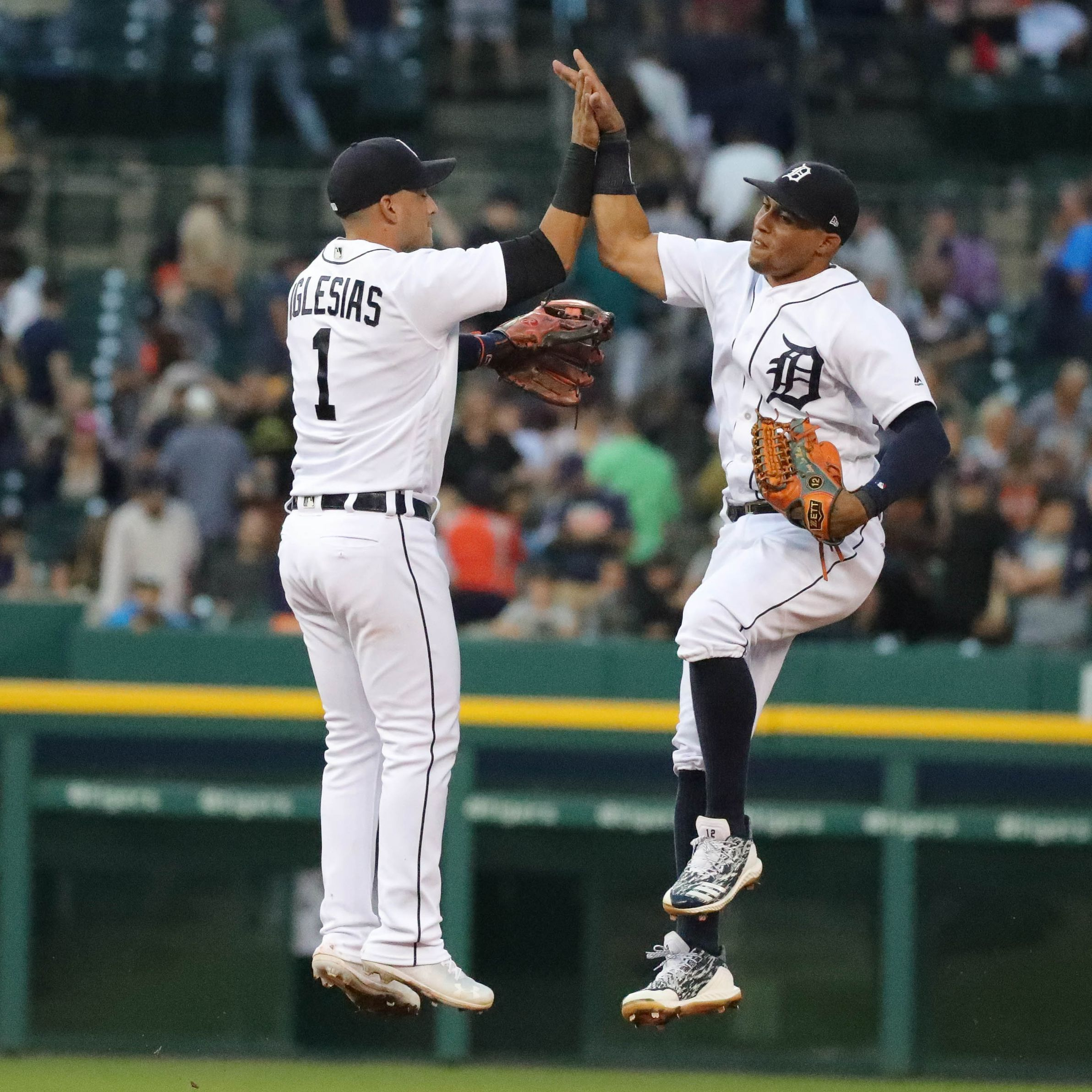 Talkin' Tigers: What's next on trade market, and ... George Sipple?