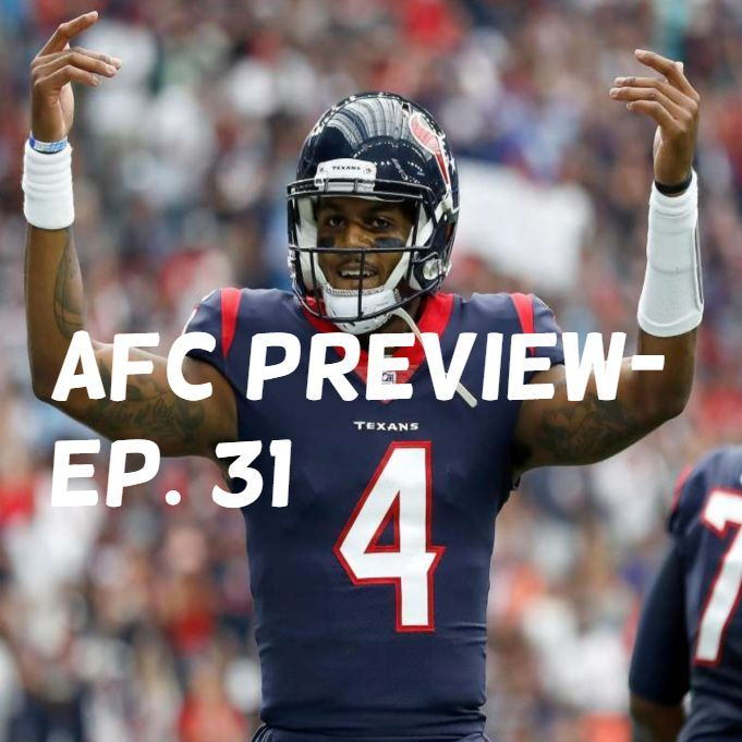 AFC Preview W/ Andres & Trevor- Ep. 31