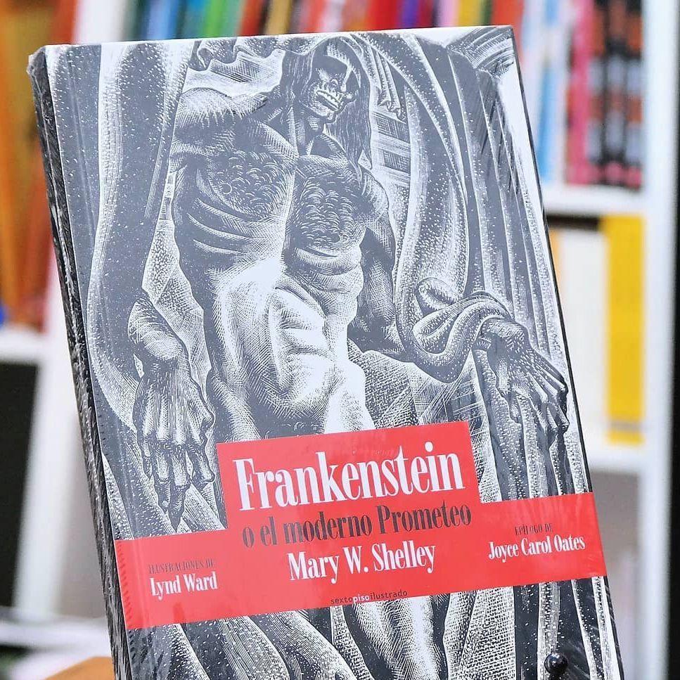 S01E14 - Frankenstein o el moderno Prometo con Patricio Alfonso