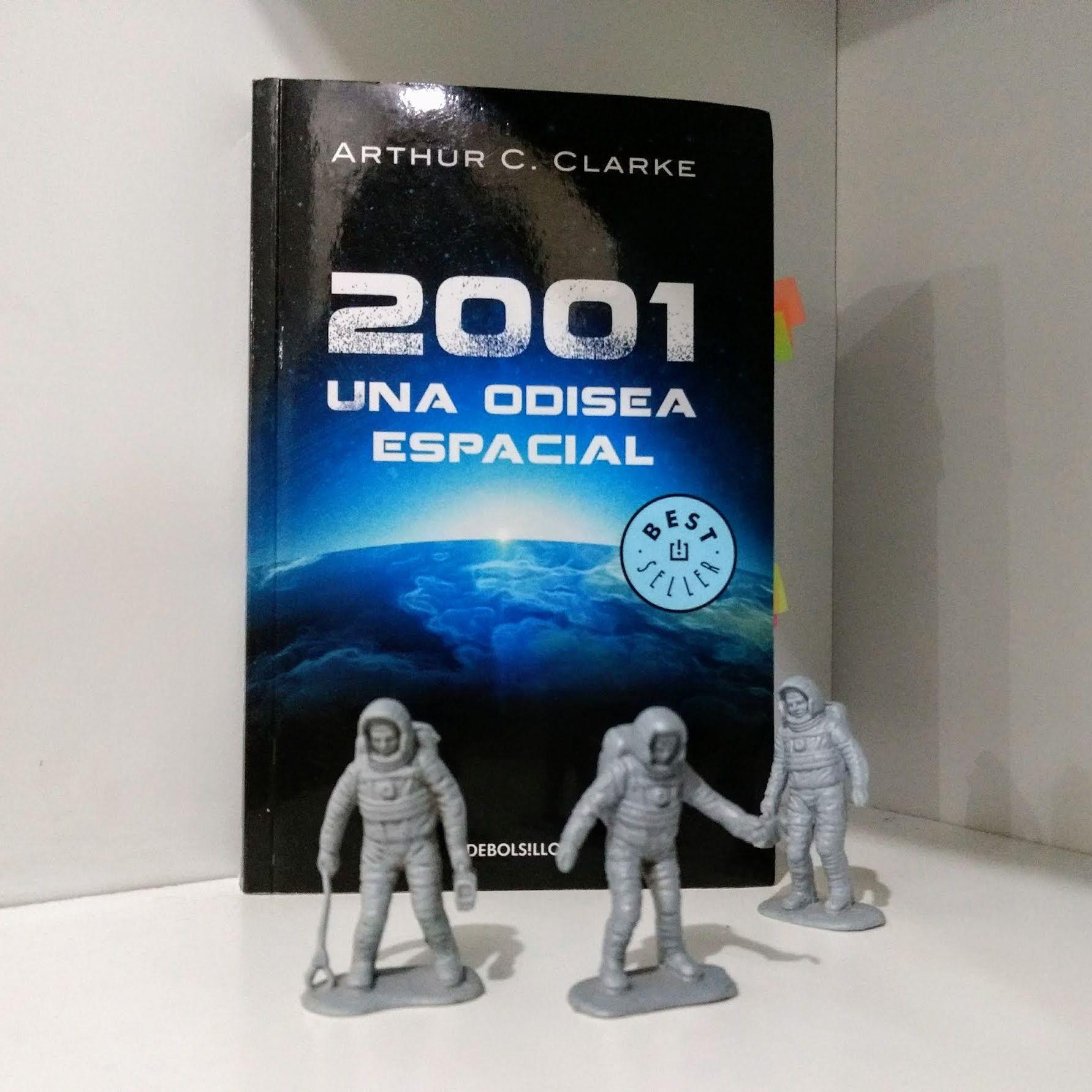 S01E15 - 2001: Una Odisea Espacial de Arthur C. Clarke con Francisco Ortega
