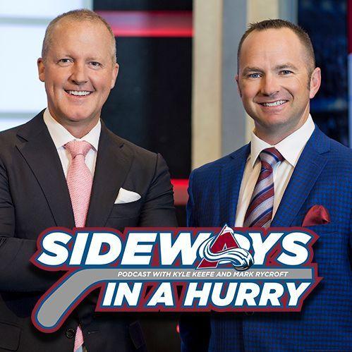 Sideways In A Hurry, Episode 1