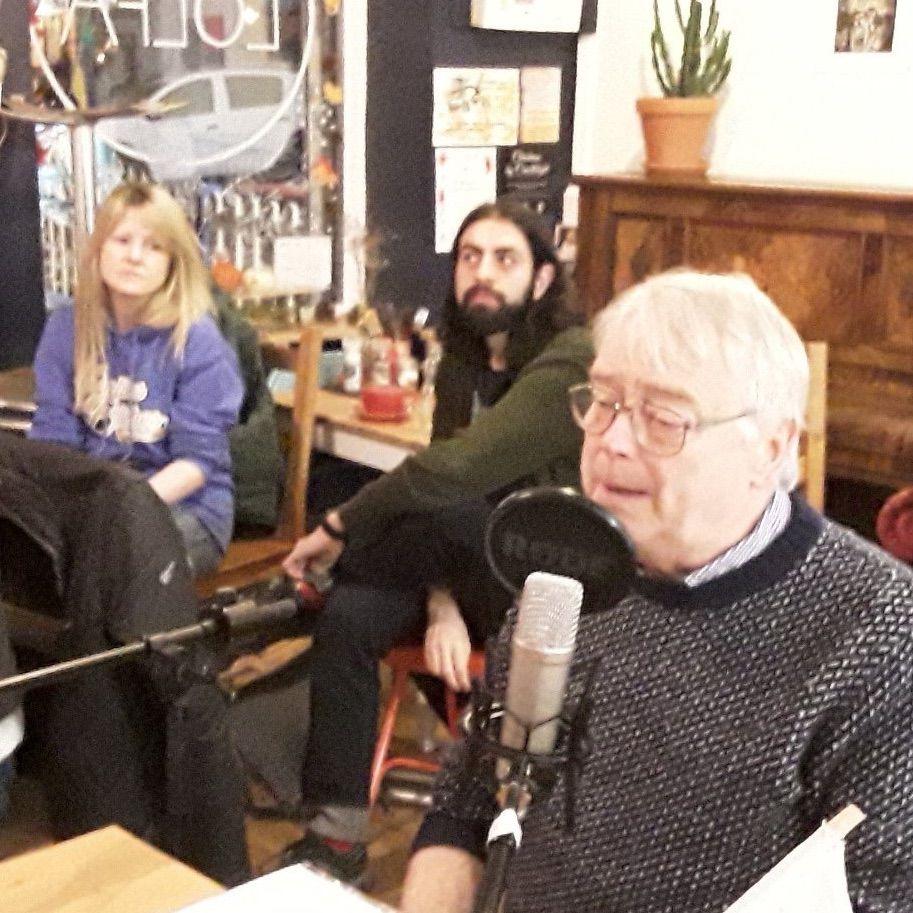 Dr. John Ball Interview on Radio Yes Cymru 18.11.2018
