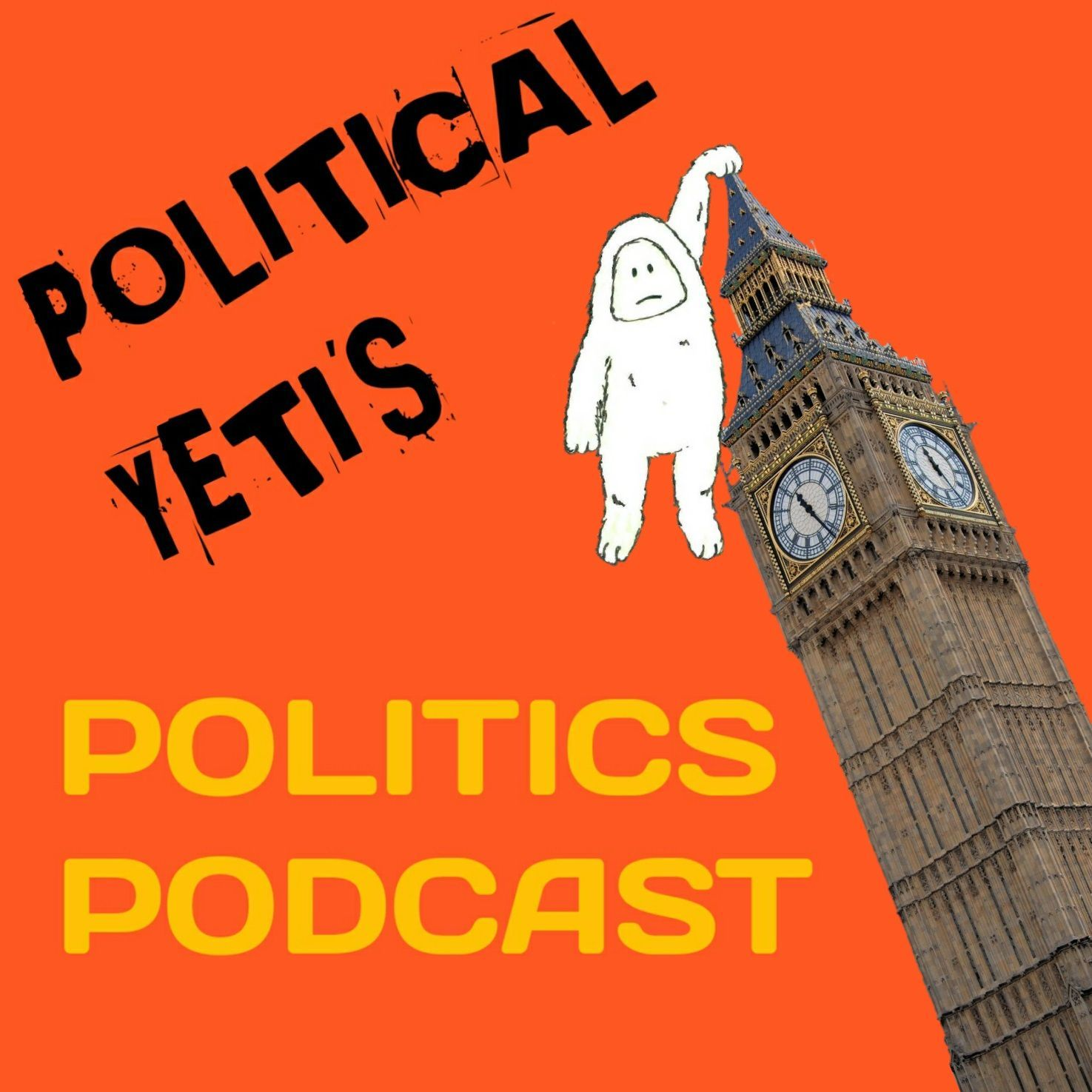 EPISODE 57: All I want for Xmas is (membership of the) EU. And Scottish independence