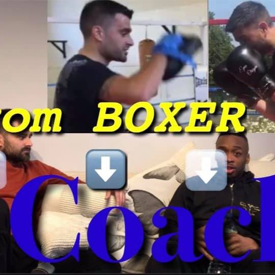On The Sofa Episode 4, From Boxing To Coaching
