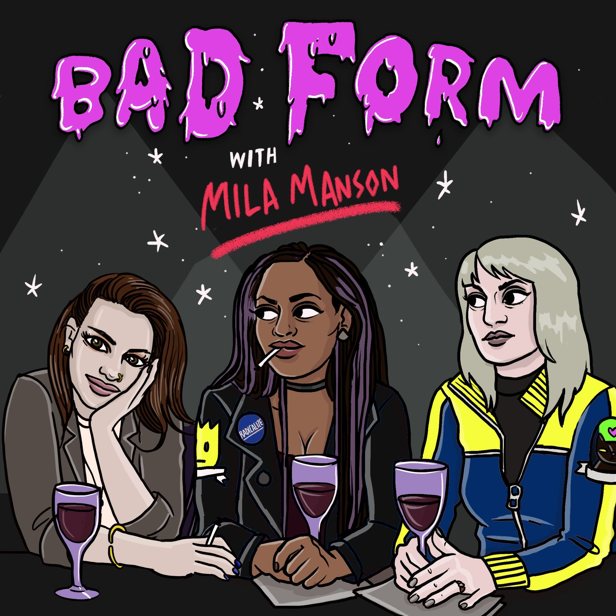 "43 - ""Mila Manson: the full picture"""