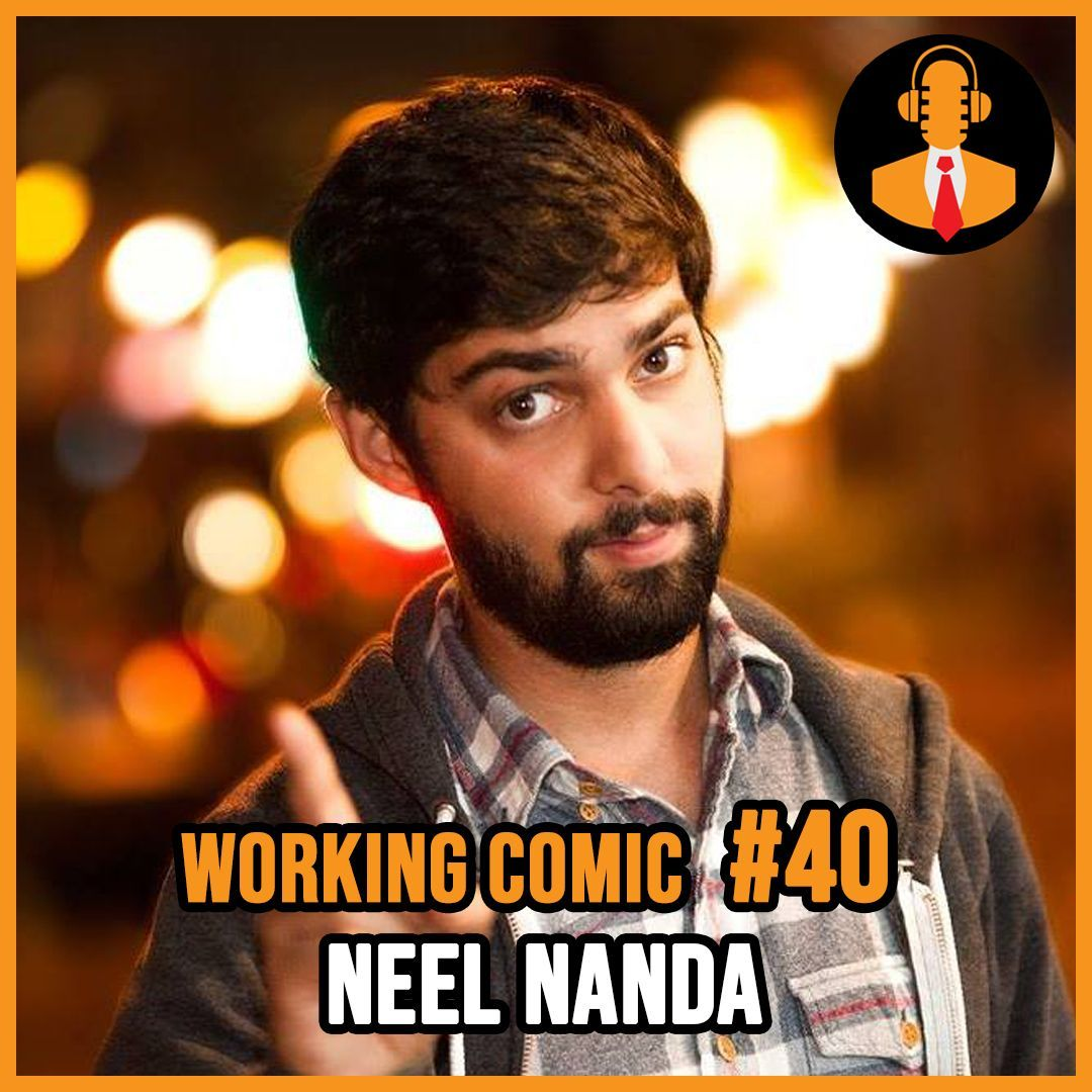 Episode 40: Neel Nanda (Getting on TV Without An Agent)