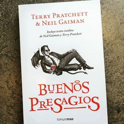 S02E01 - Buenos Presagios de Terry Pratchett y Neil Gaiman con Ianka