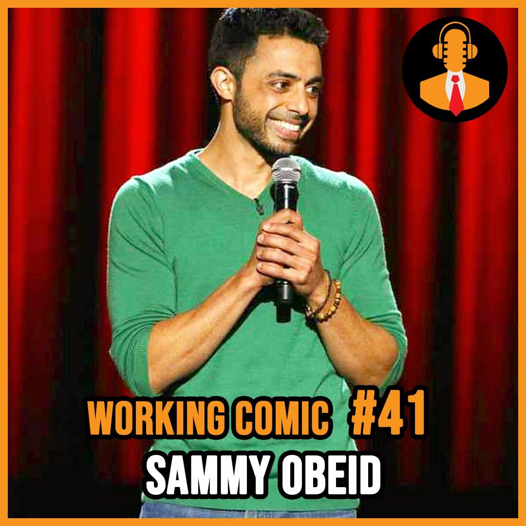 Episode 41: Sammy Obeid, Comedian and Mathematician