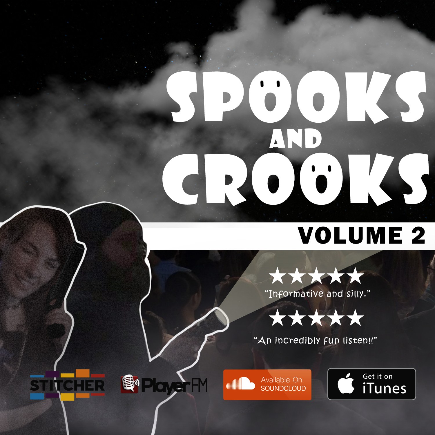 Spooks And Crooks S02E02 - Lewin Versus The Paranormal