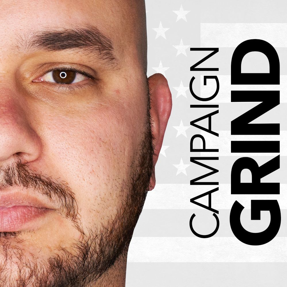 Election Day Tuesday: Be Different... Be The First, With Pedro Diaz