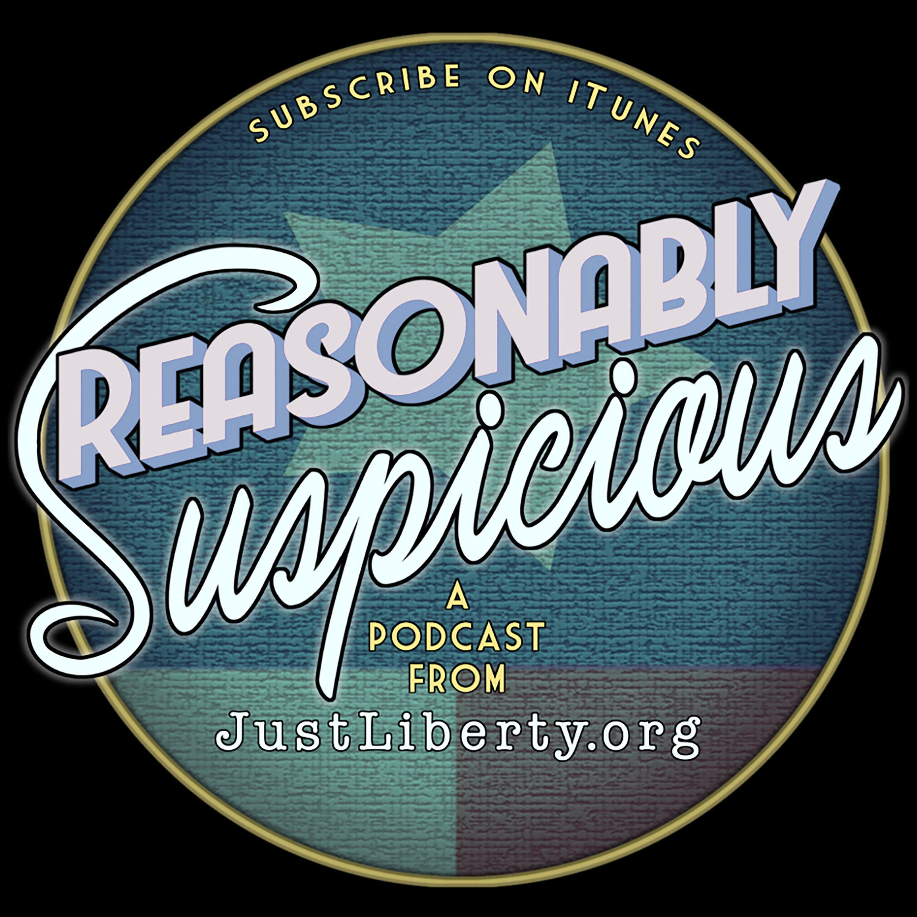 June 2019 Reasonably Suspicious: So little criminal justice reform this session!