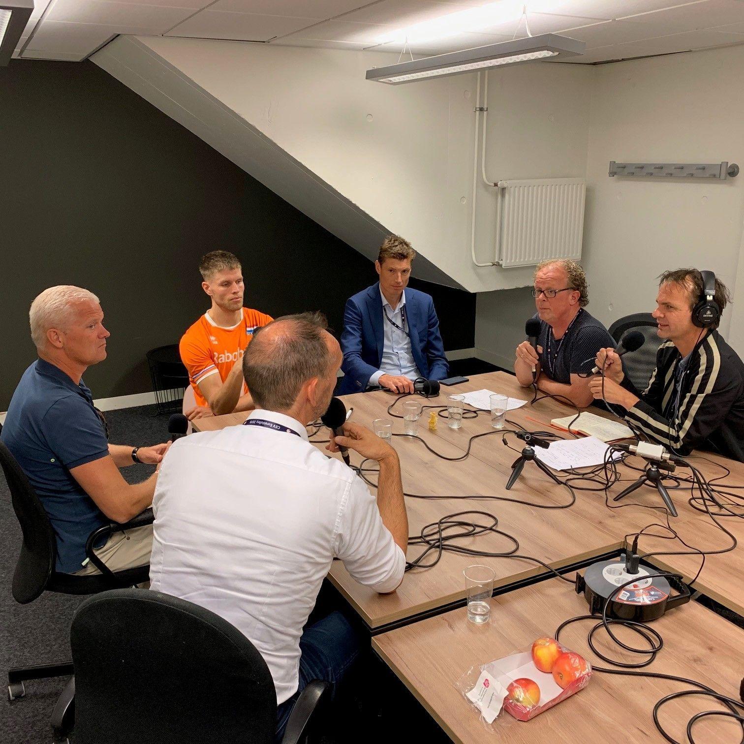 "EK-podcast dag 2: ""Dit biedt ruimte voor meer"""