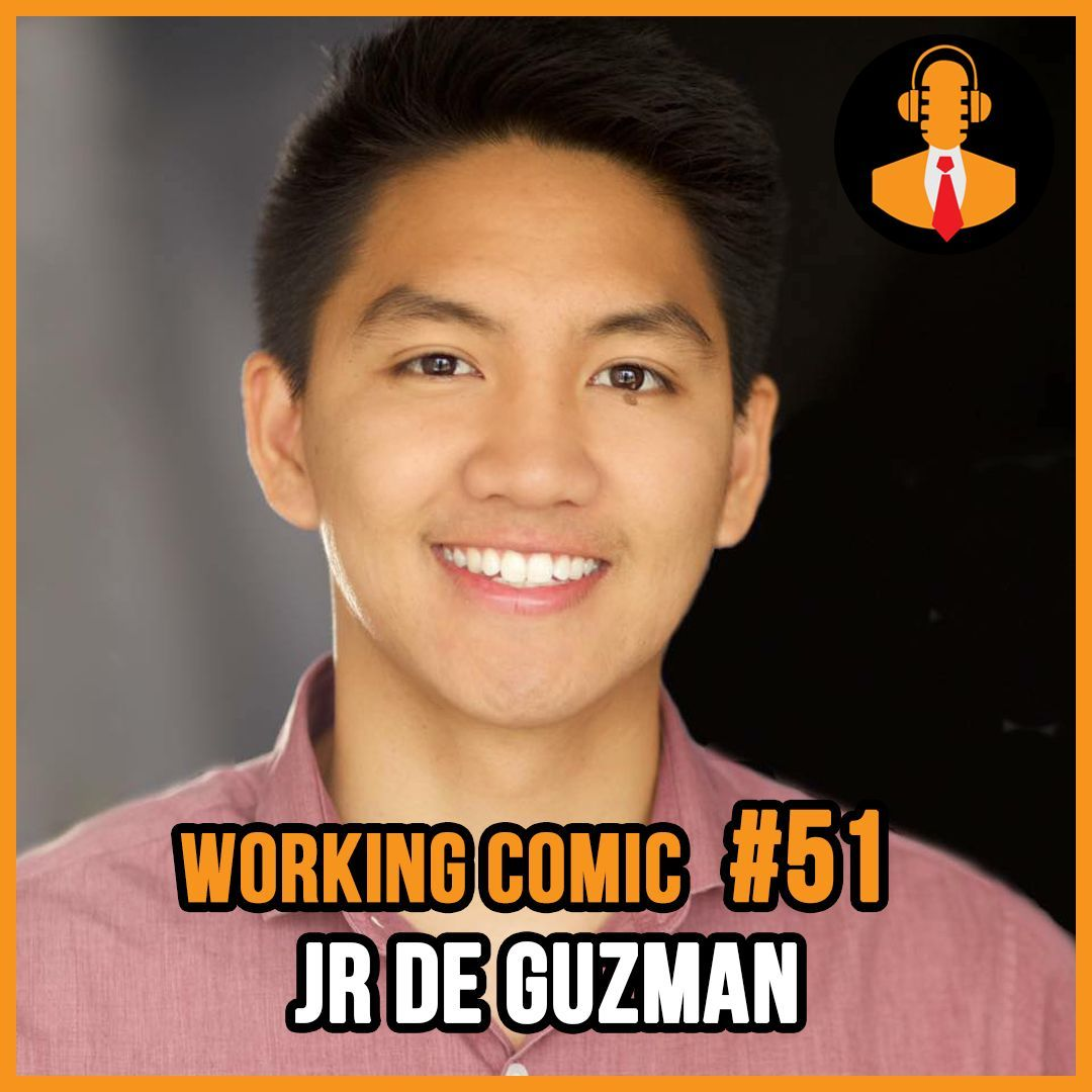Episode 51: Jr De Guzman, Musical Comedy and Traveling the World