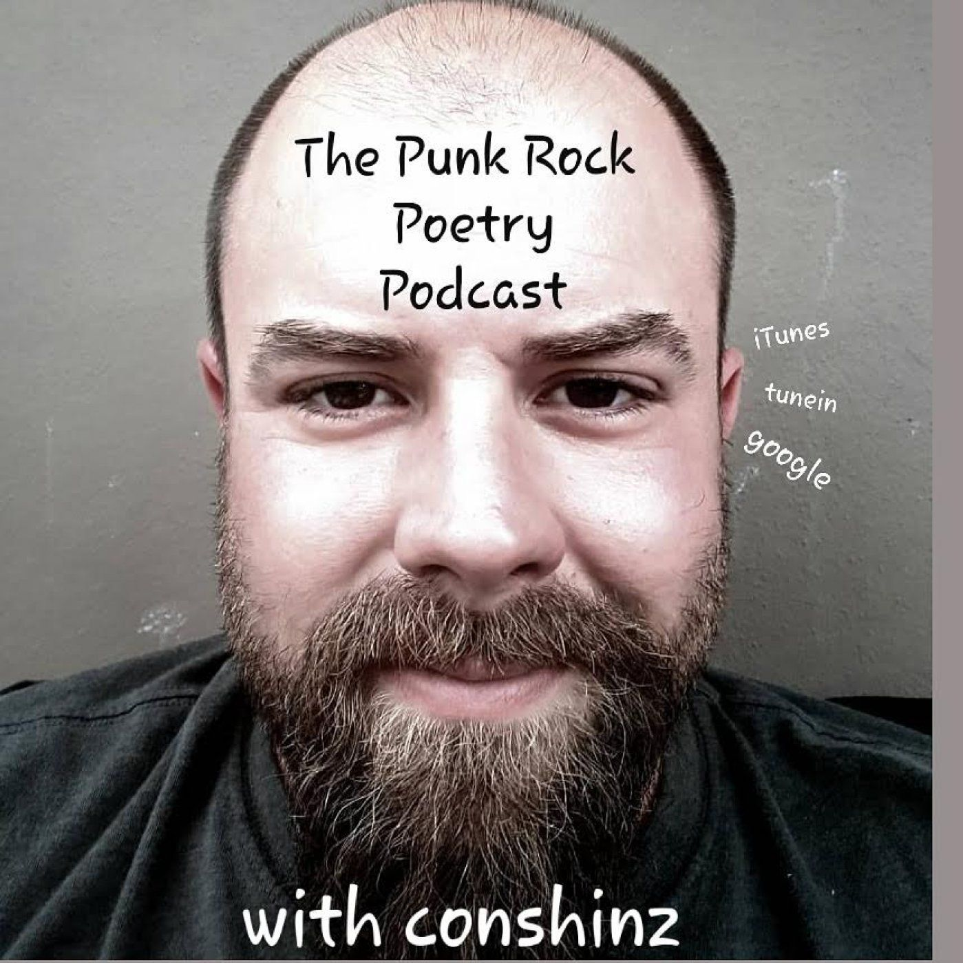 The Punk Rock Poetry Podcast - Hip Hop Night - 10 07 2019