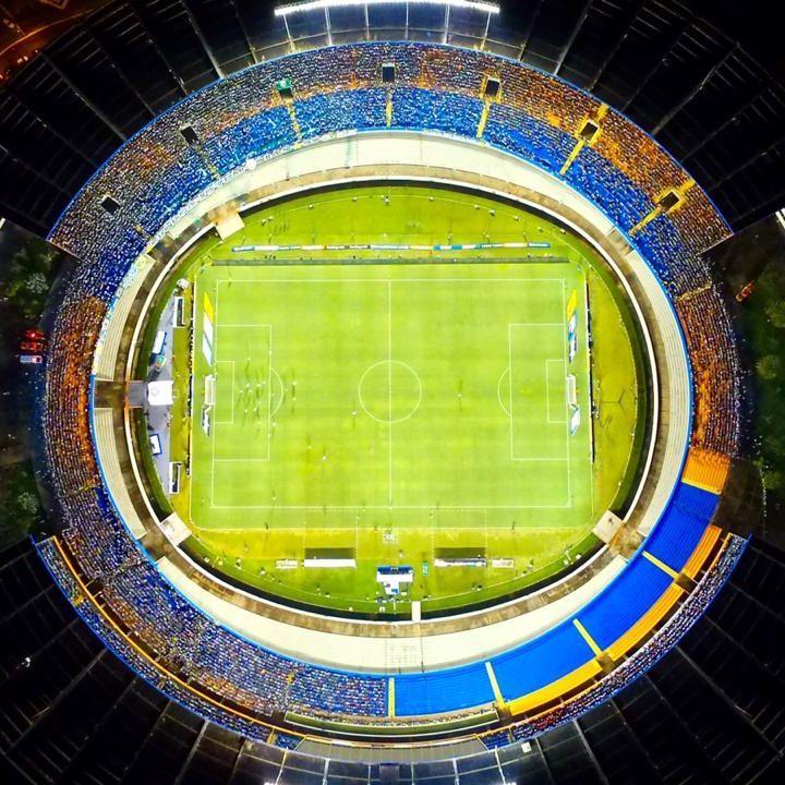 Goiânia Em Tom Maior   Relembre a inauguração do Estádio Serra Dourada