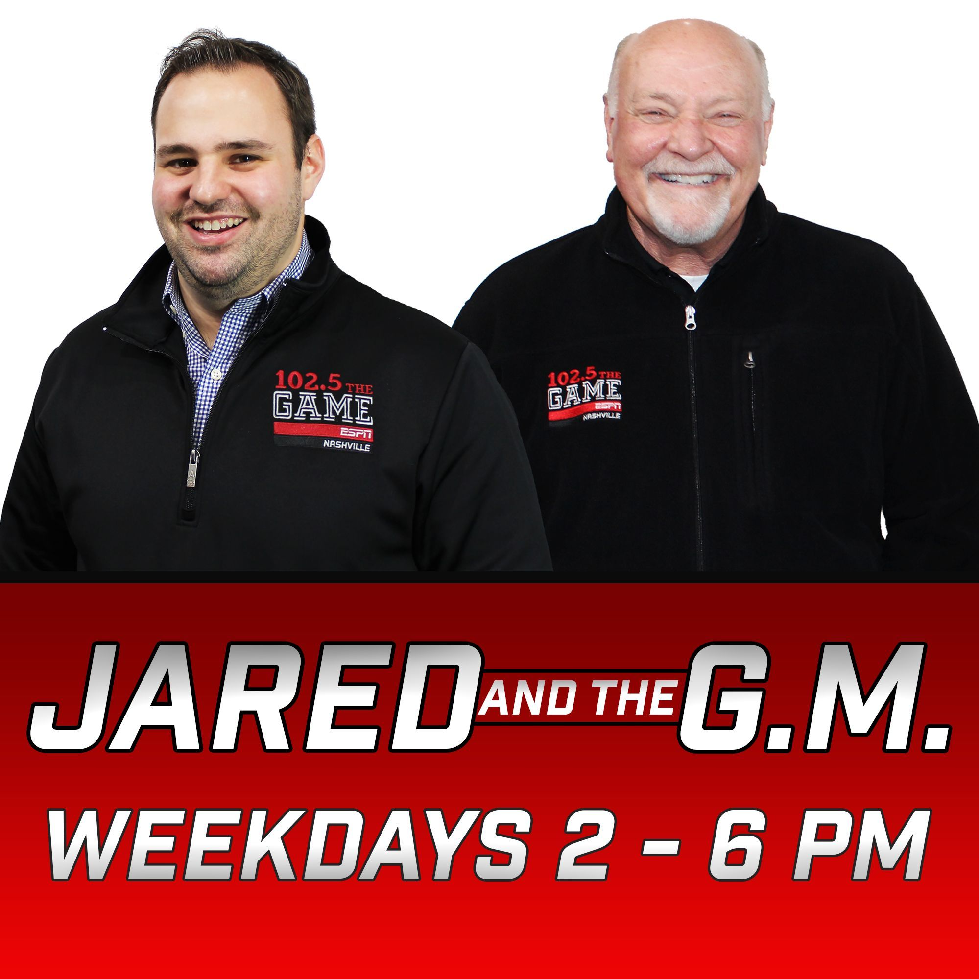 Jared & The GM: Hour 2, 11/8/19