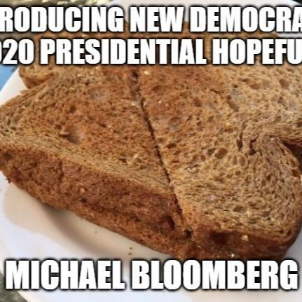 Ugly American Radio Bloomberg Is Toast