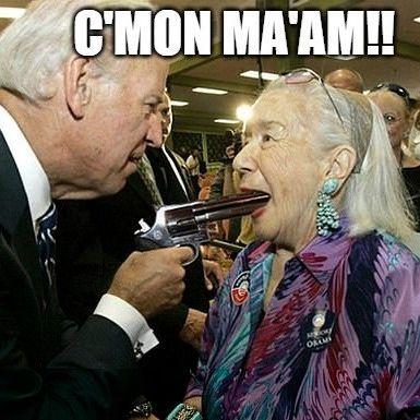 Ugly American Radio Bizarro Joe Biden