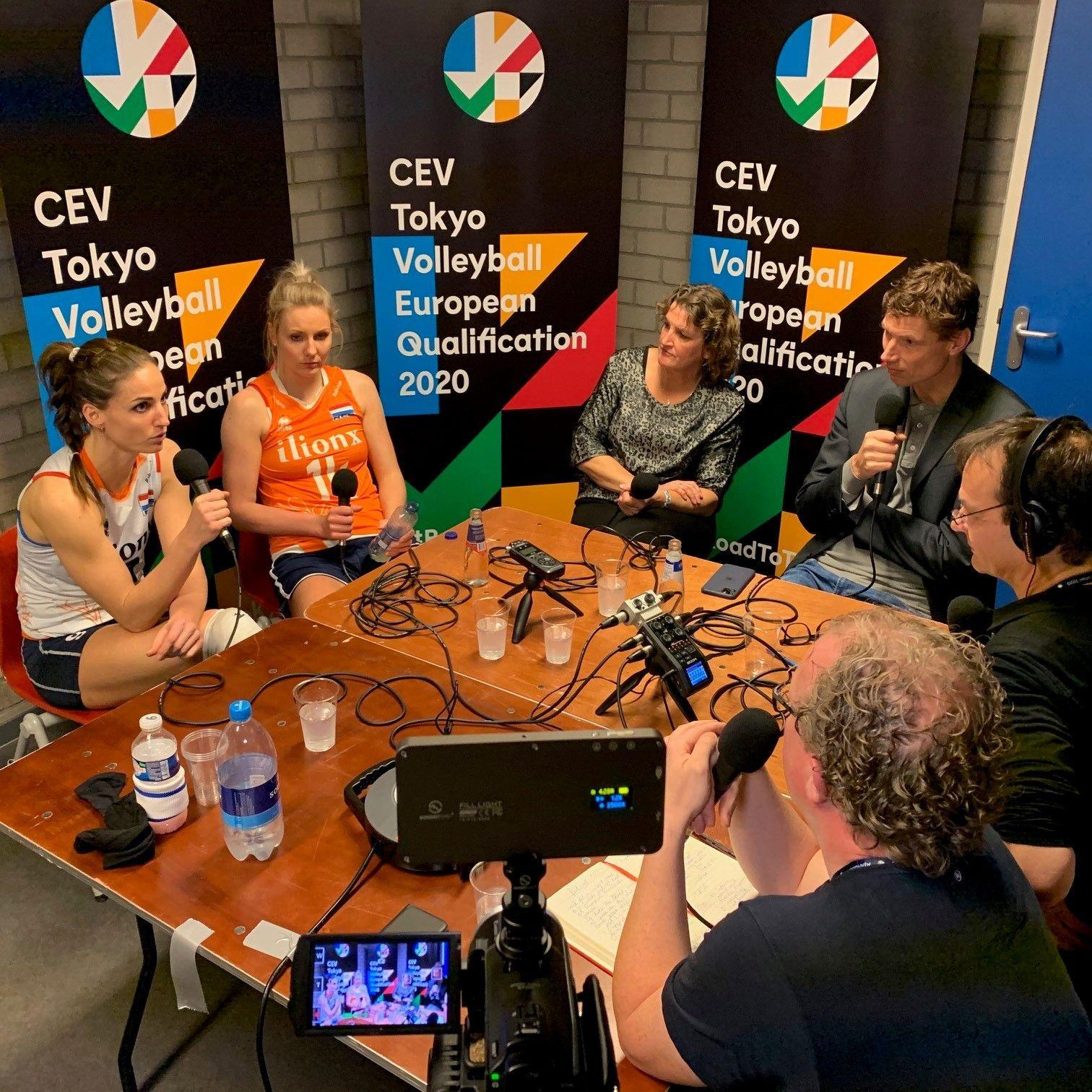"""OKT-podcast: """"Viel niet mee tegen die Poolse Twin Towers"""""""