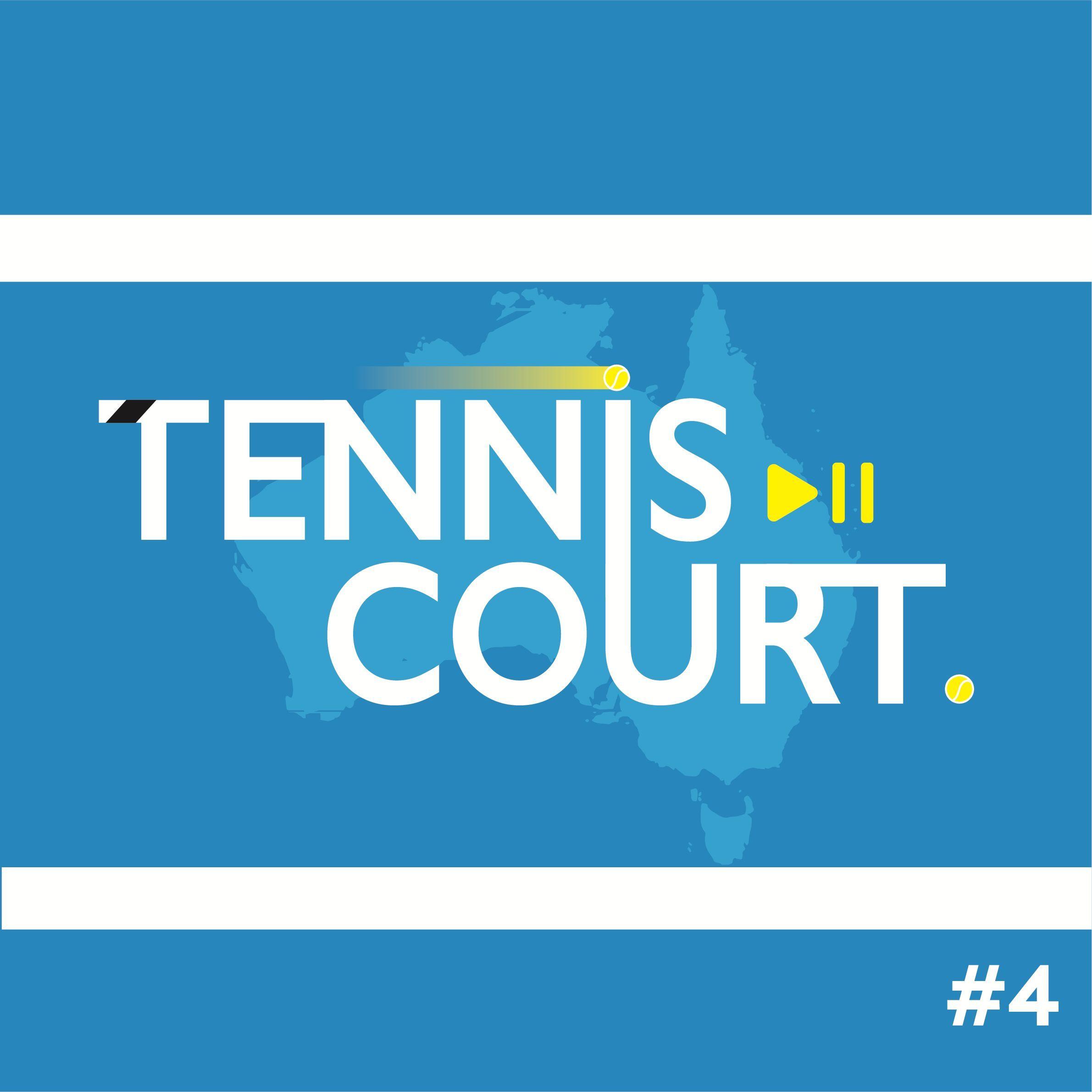 Episode #4 (16 décembre) - ATP Cup, Open d'Australie, Niels Gautier