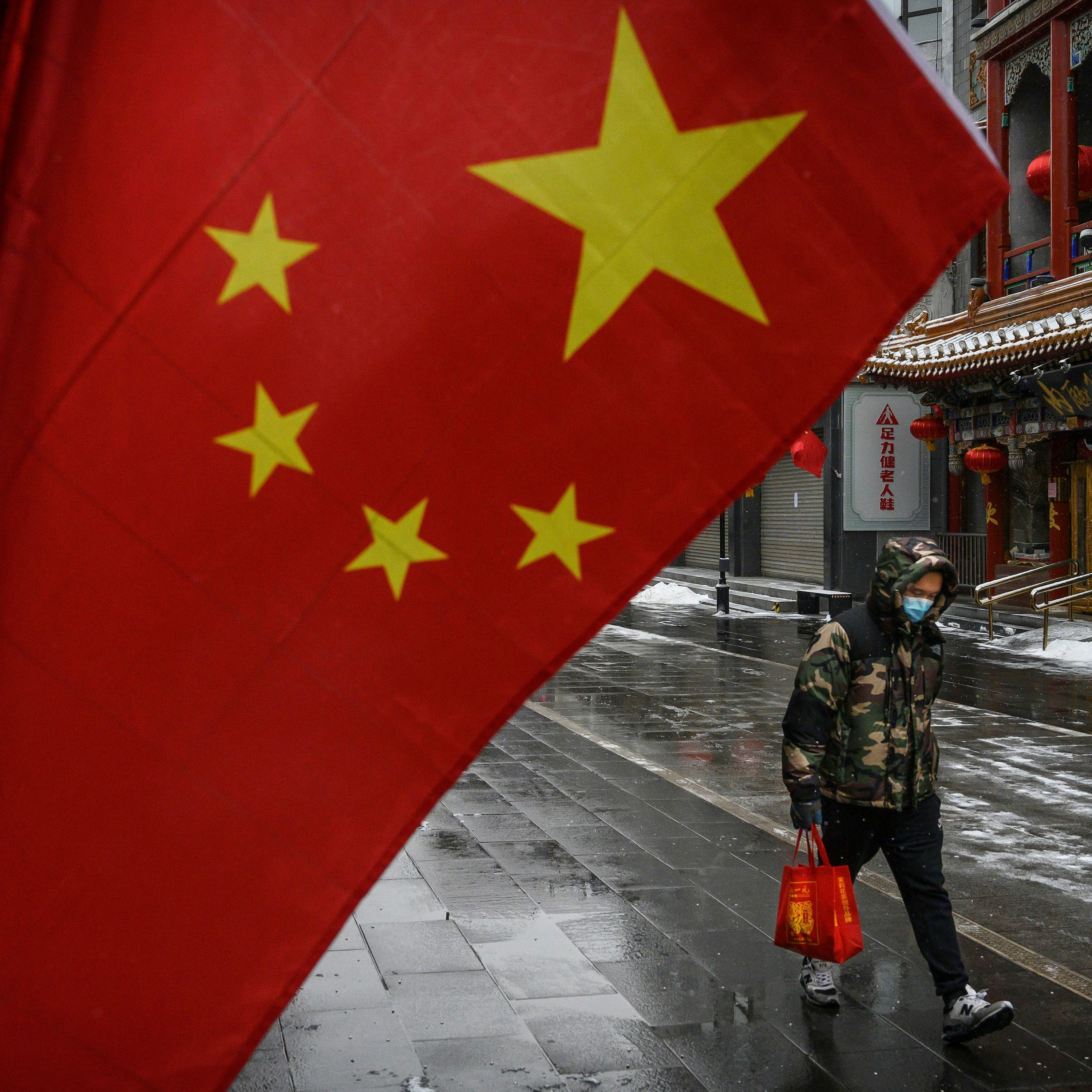 China's slow road to recovery