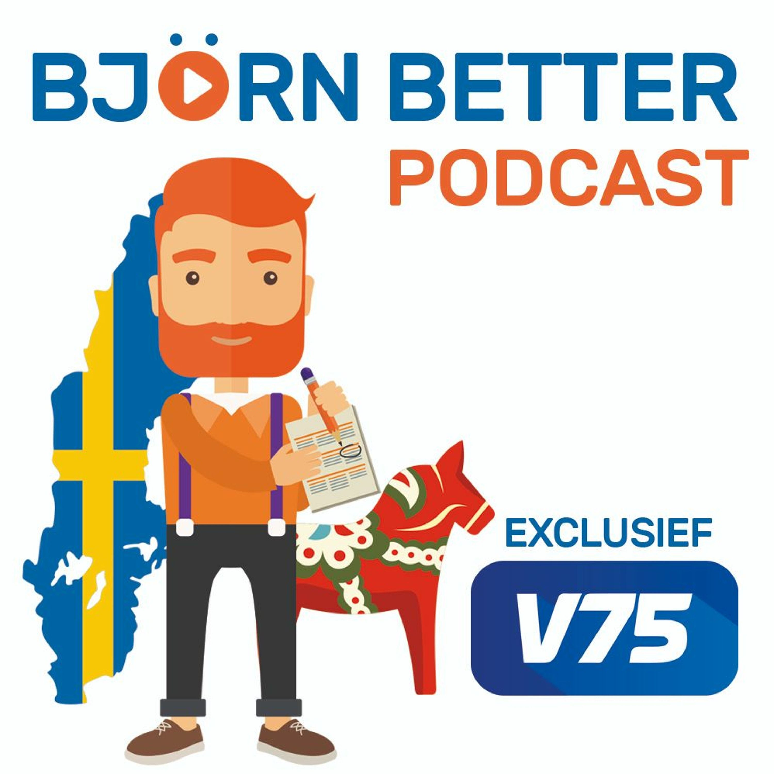 V75 Jägersro 5 september Bjorn Better
