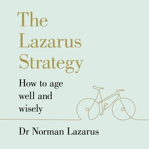 THE LAZARUS STRATEGY by Dr Norman Lazarus, read by Gordon Griffin - Audiobook extract
