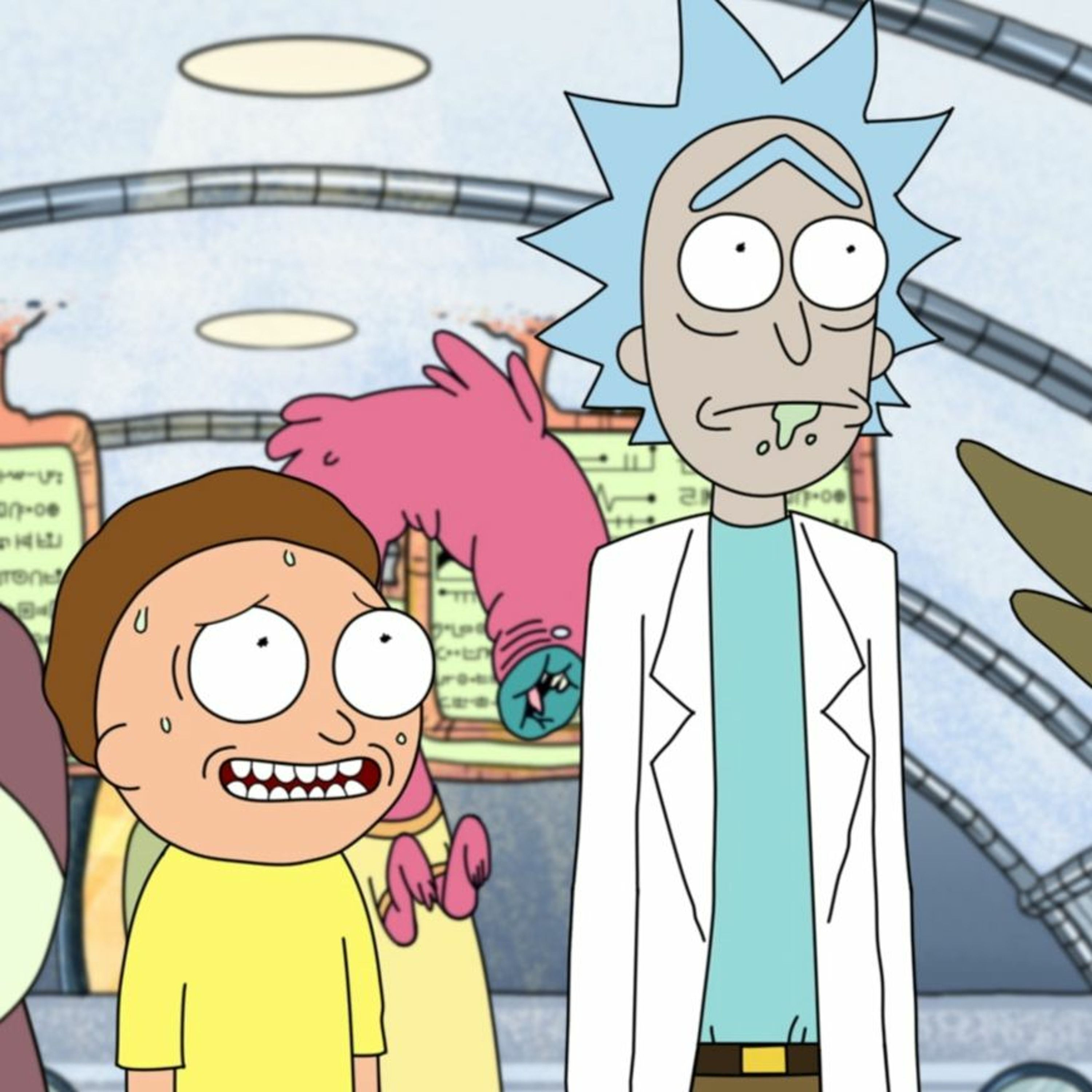 The Pilot Pack 22: Rick and Morty