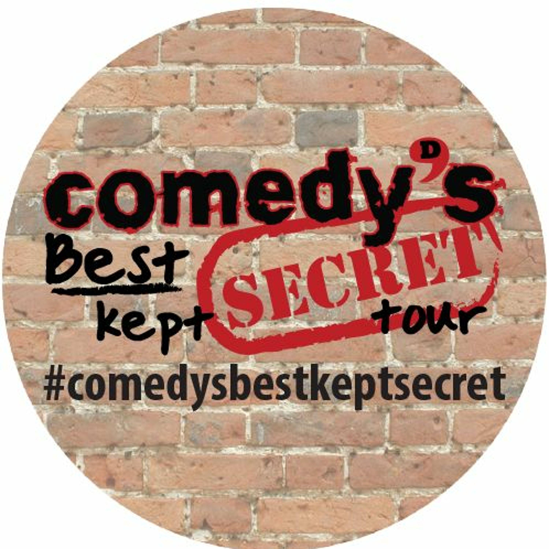 Comedy's Best Kept Secret Zoom Feed