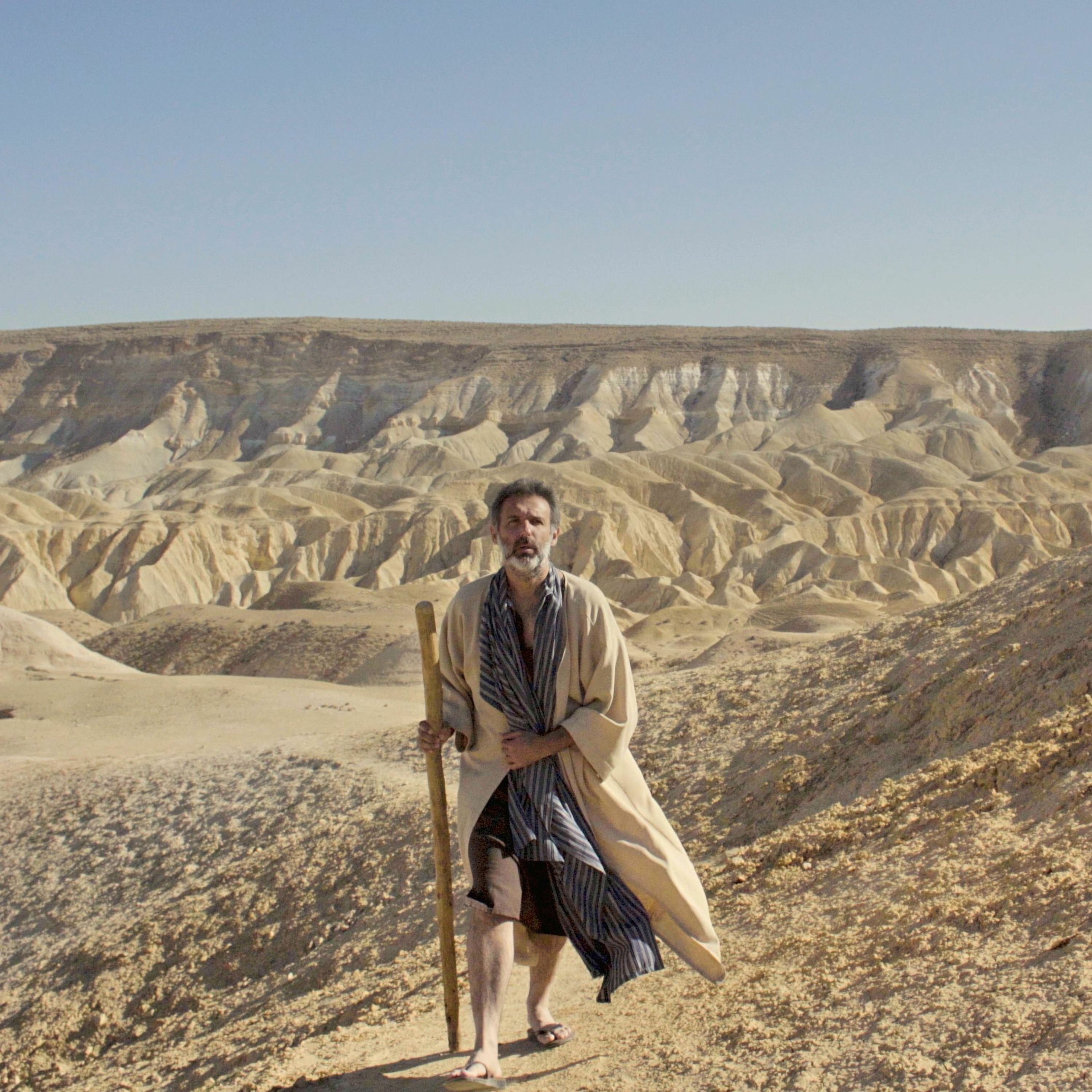 Documentary director Igal Hecht takes the Bible into 'The Wilderness' in new 10-part series