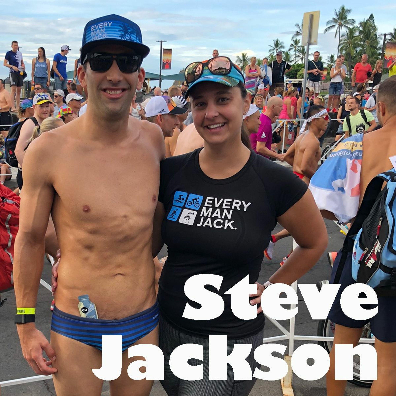 Steve Jackson, Ironman Florida 2020