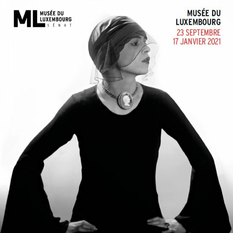 Conférence de présentation de l'expo Man Ray et la mode (01-10-2020)