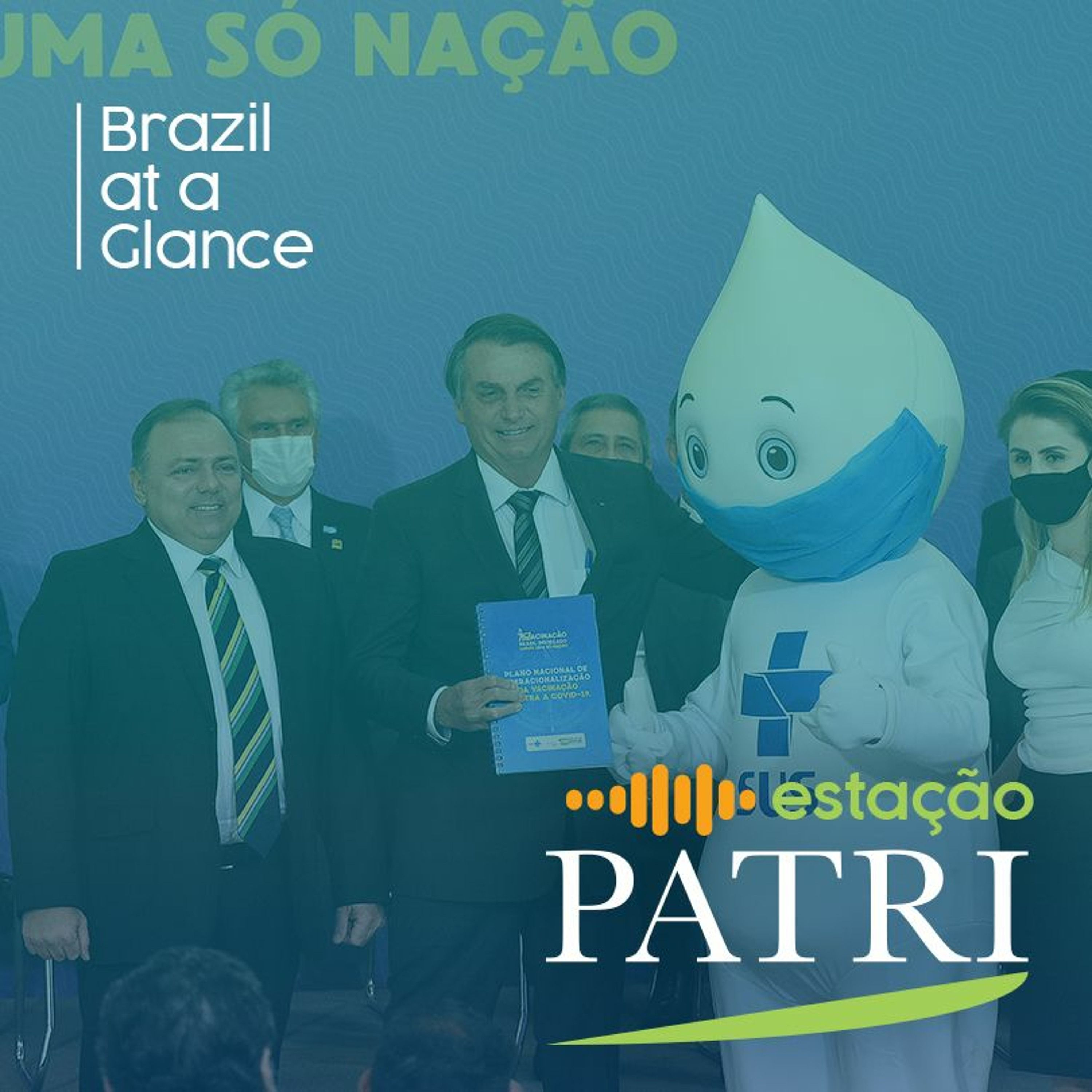 Brazil at a Glance #66: Covid-19 Vaccination and International Agriculture & Sustainability Disputes