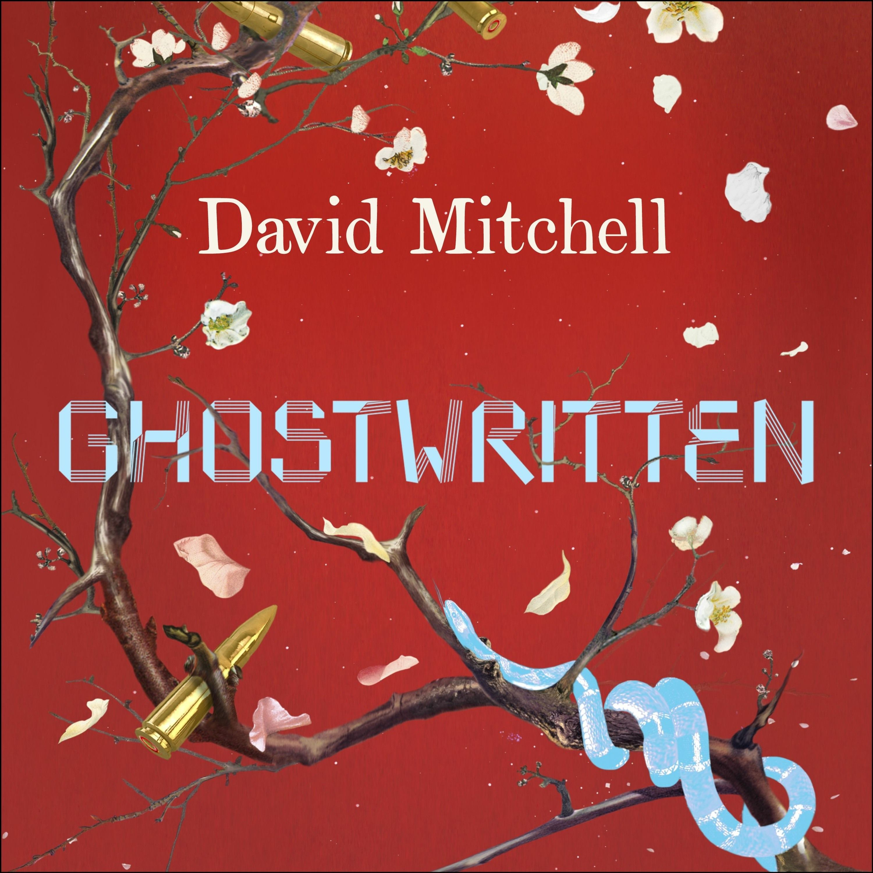 GHOSTWRITTEN by David Mitchell - Audiobook extract