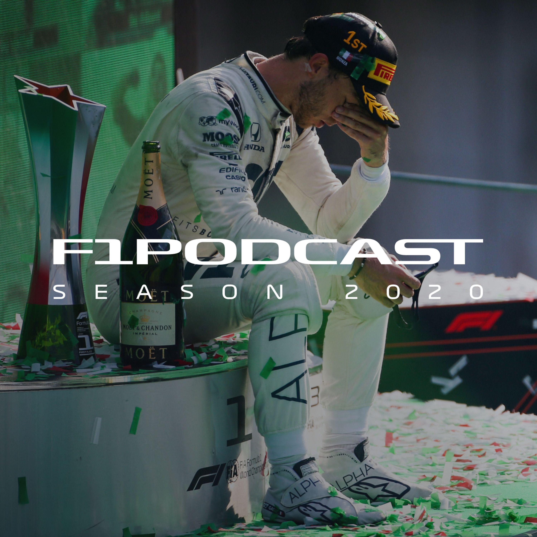 RACE #8 - Italian Grand Prix