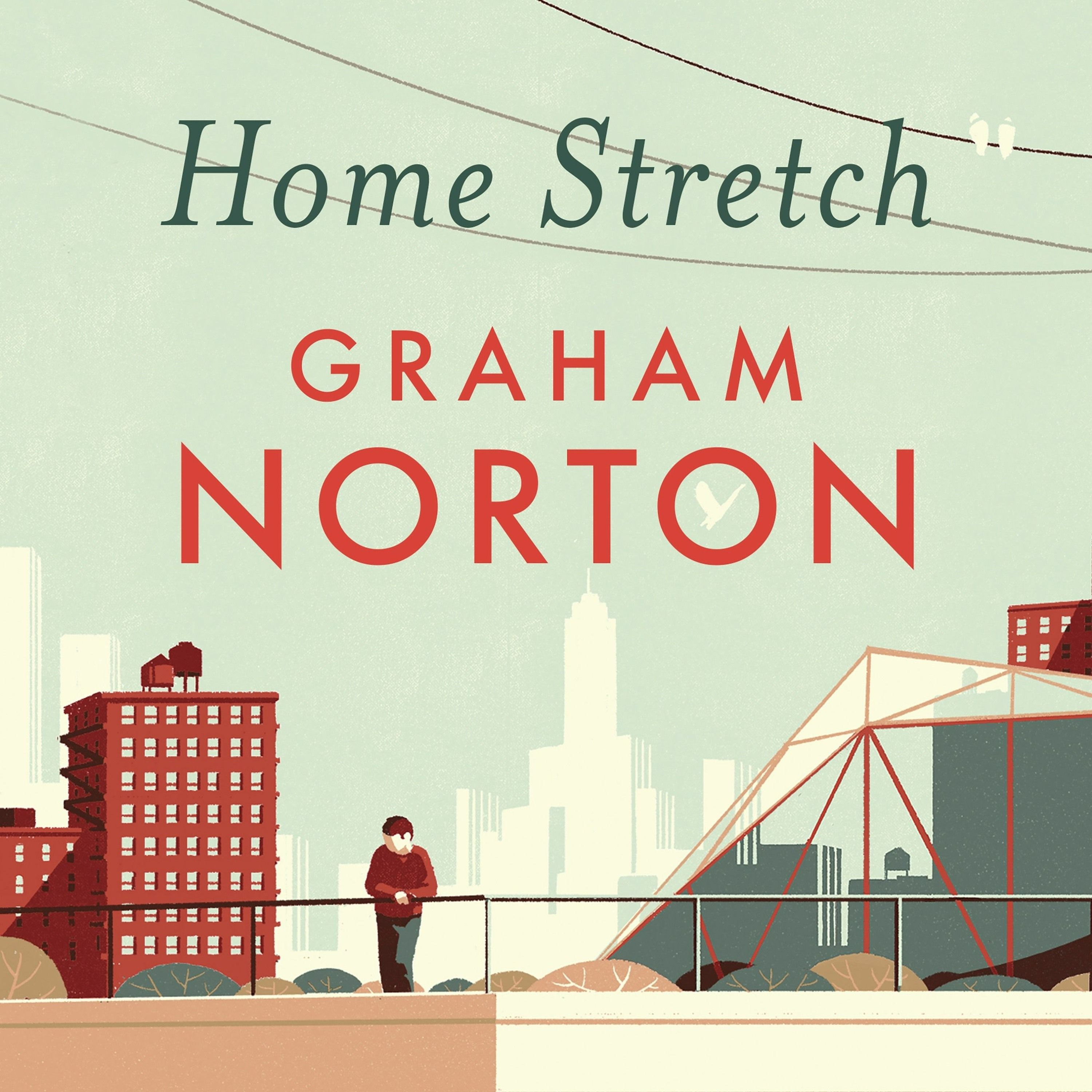 HOME STRETCH, written and read by Graham Norton - Audiobook extract