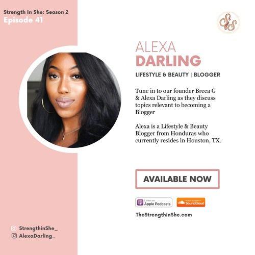 Episode 41 : Women In Lifestyle & Beauty Blogging