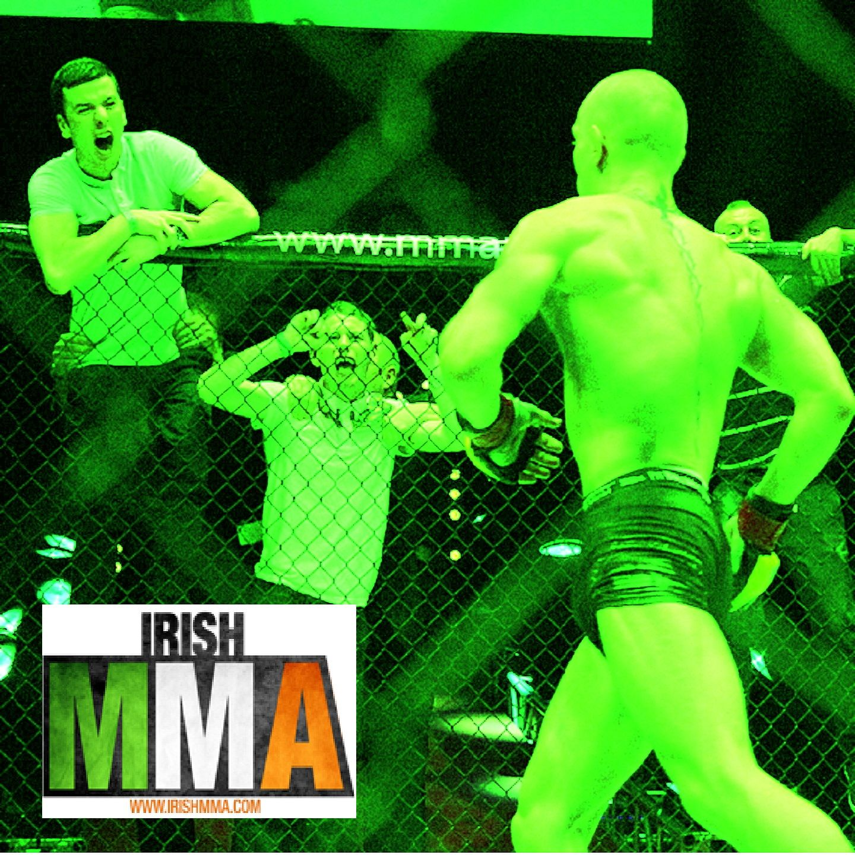 Irish MMA 2: Ryan O'Leary of MMA Viking talks Nordic MMA