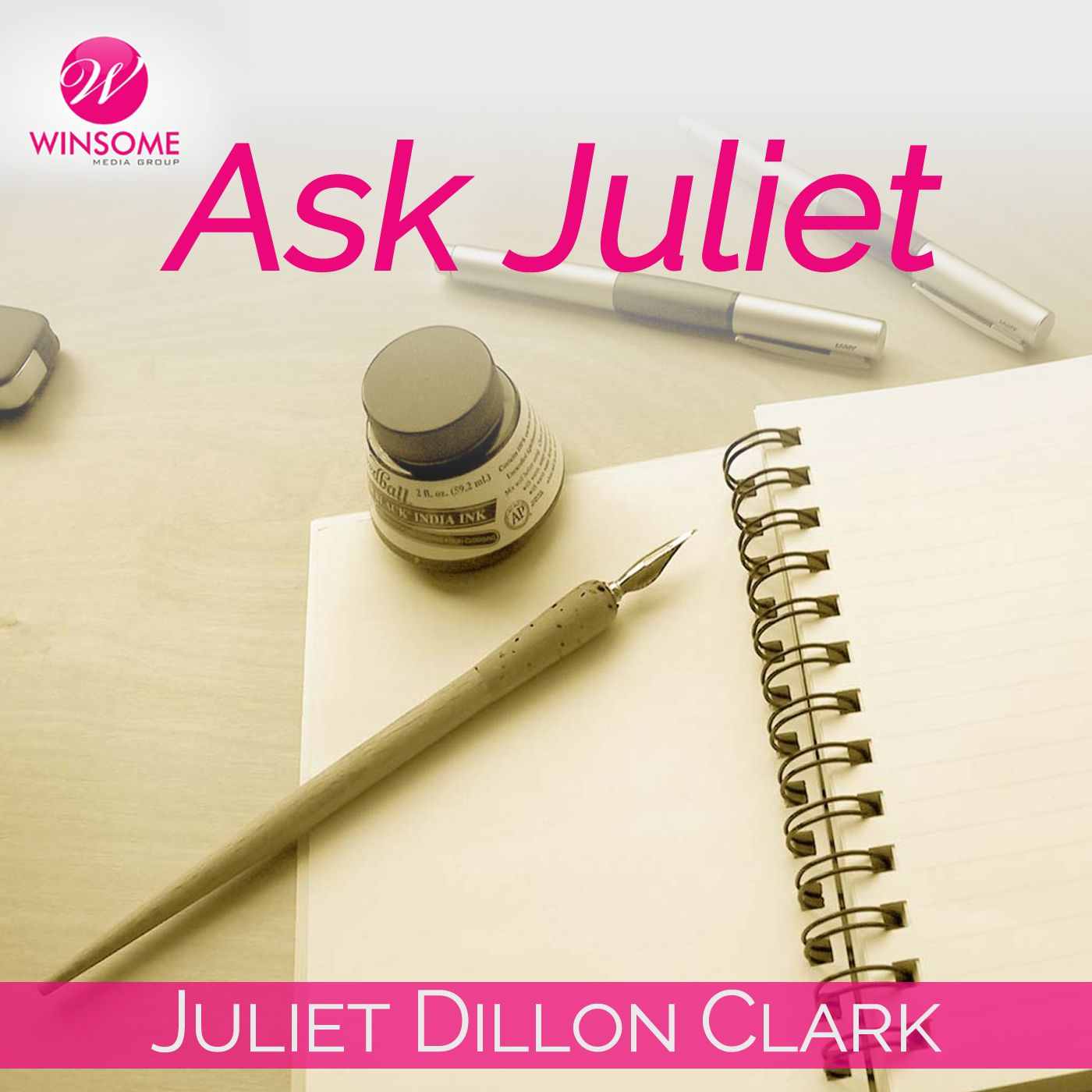 Ask Juliet Episode 43 Lana Hall
