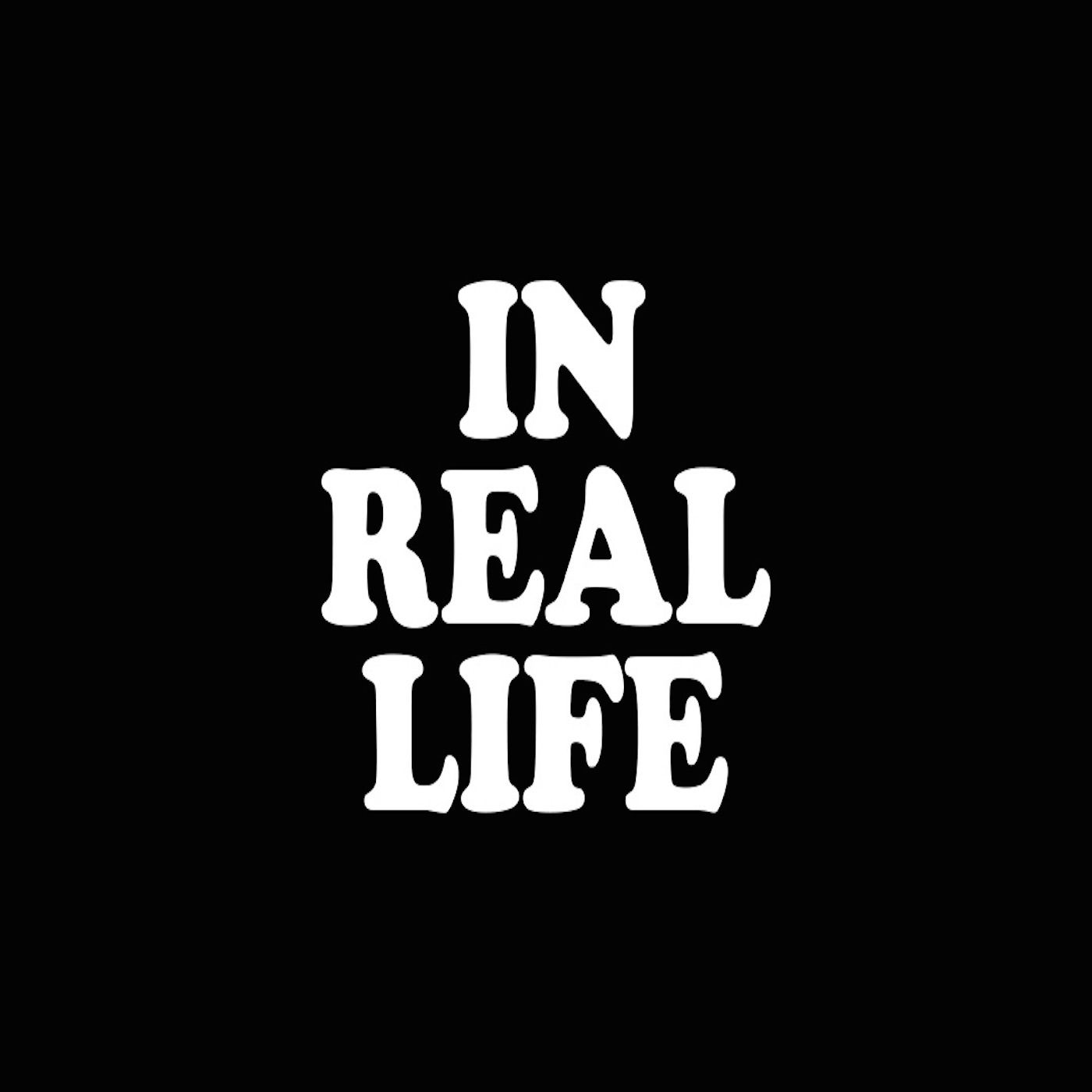 In Real Life Podcast: Stand up, Be Thankful Episode 7
