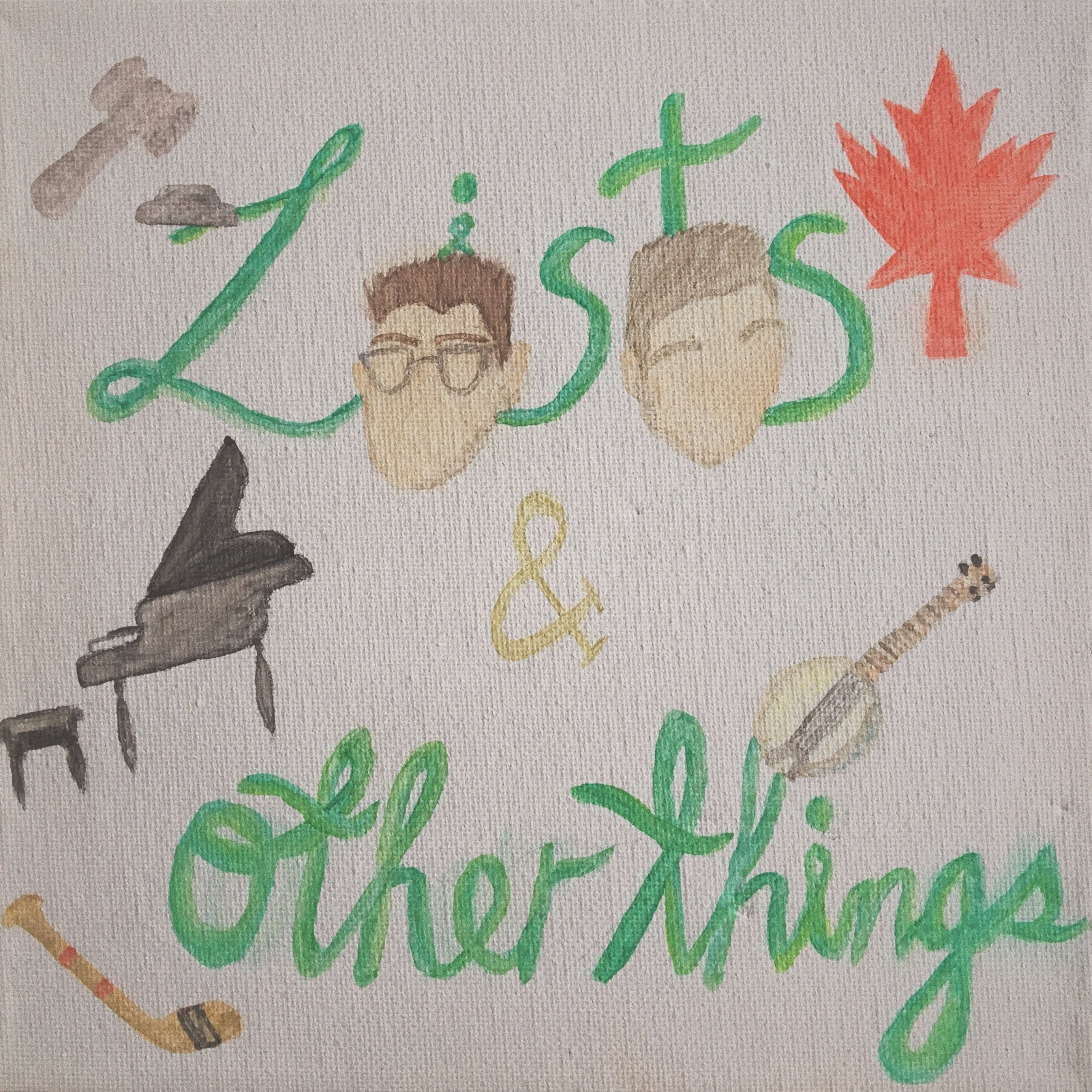 Lists & Other Things Ep. 8 - Foodstuffs