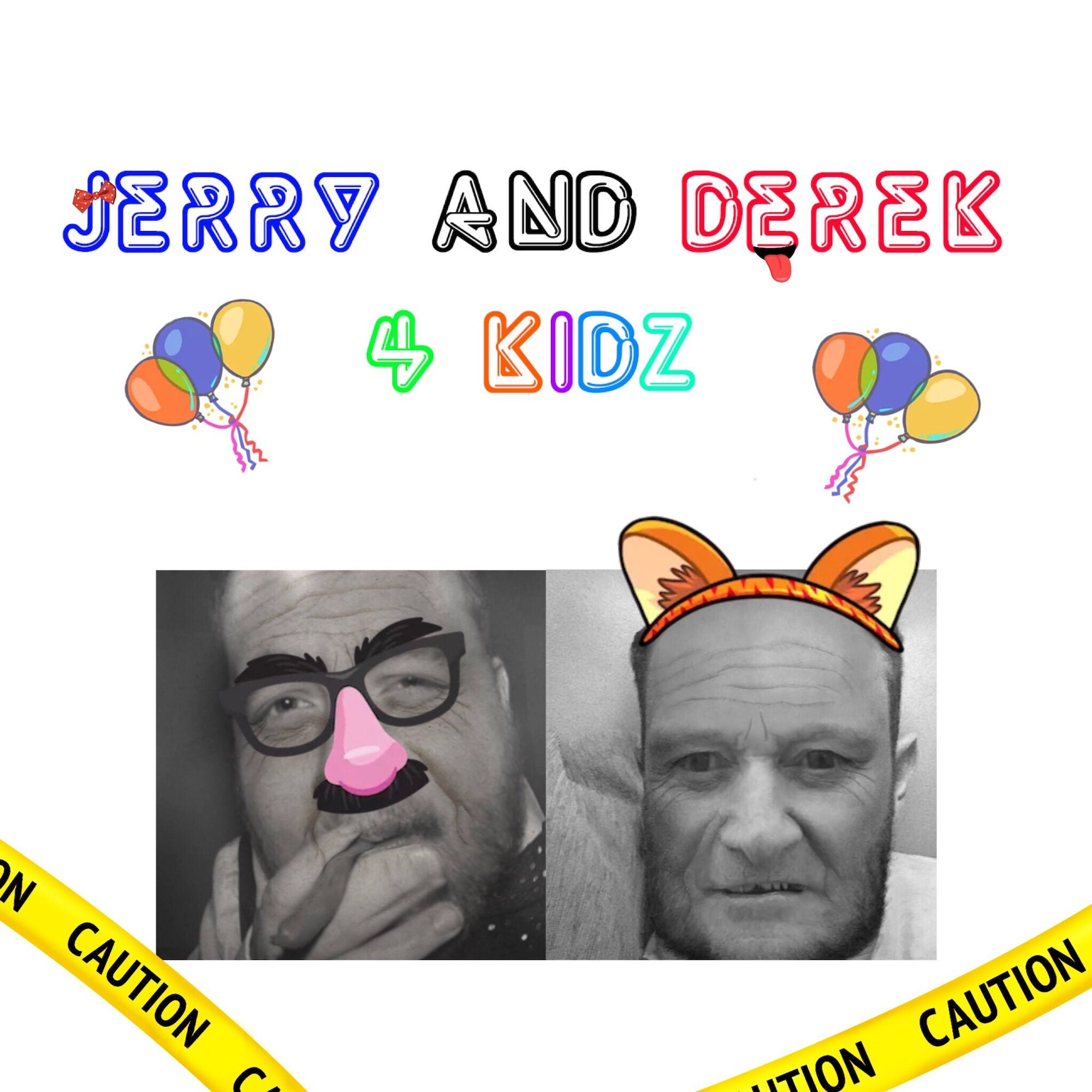 Exposing The Chuckle Brothers! - Jerry and Derek