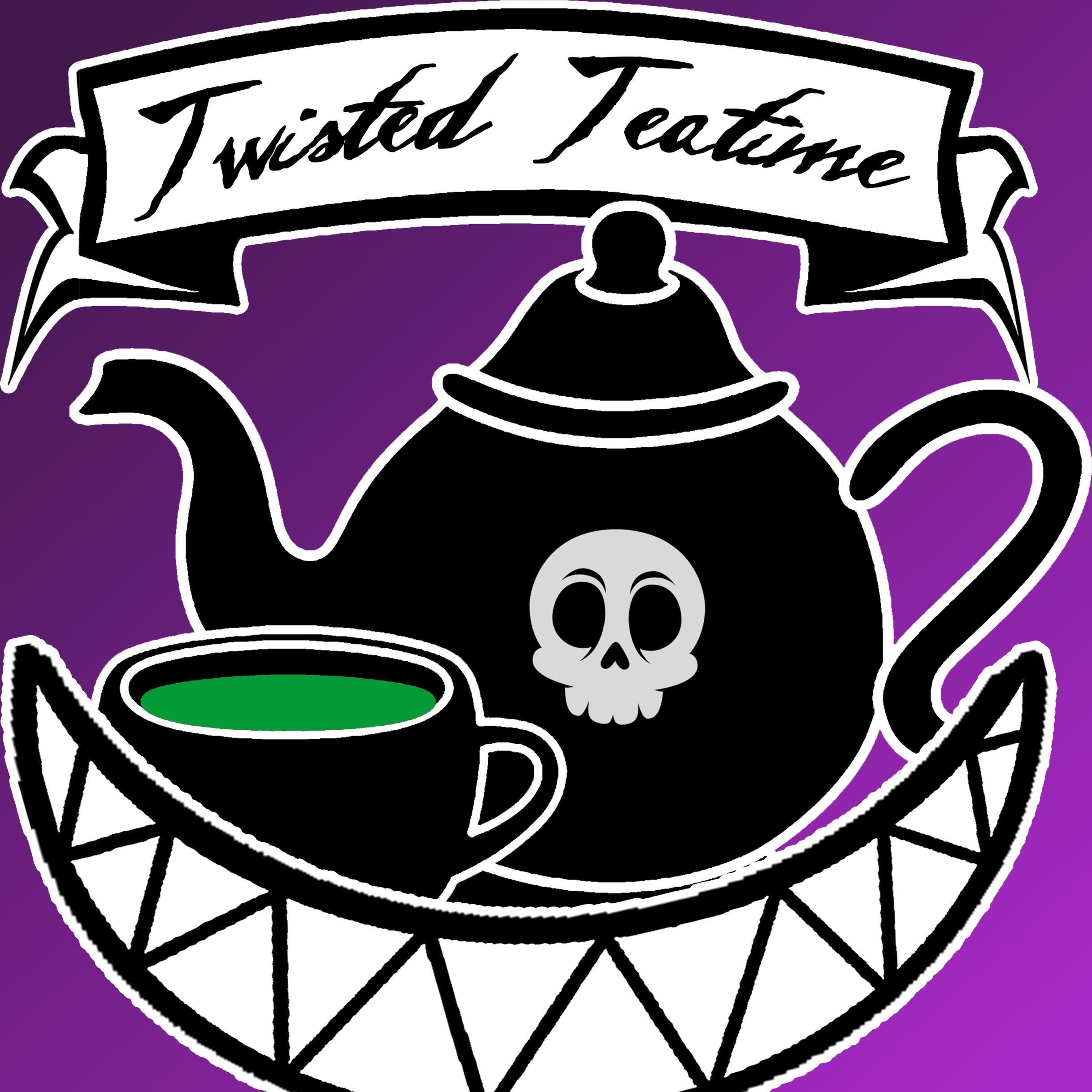 Twisted Teatime Halloween 2019 Day 18