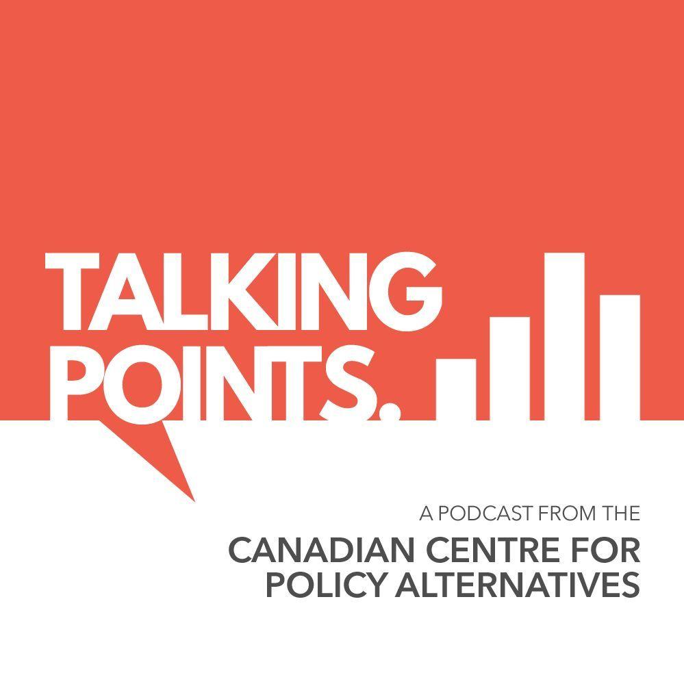 Talking Points - Episode 5: Climate Breakdown