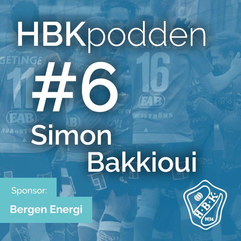 Avsnitt 6 - Simon Bakkioui