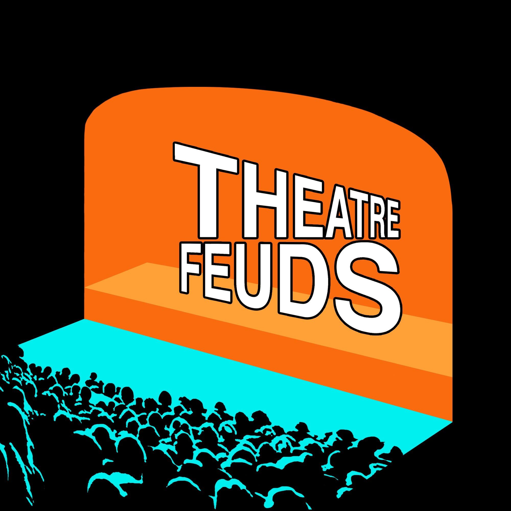 "Theatre Feuds Episode 4 - Part 2 ""Who should play the Genie in Aladdin?"""