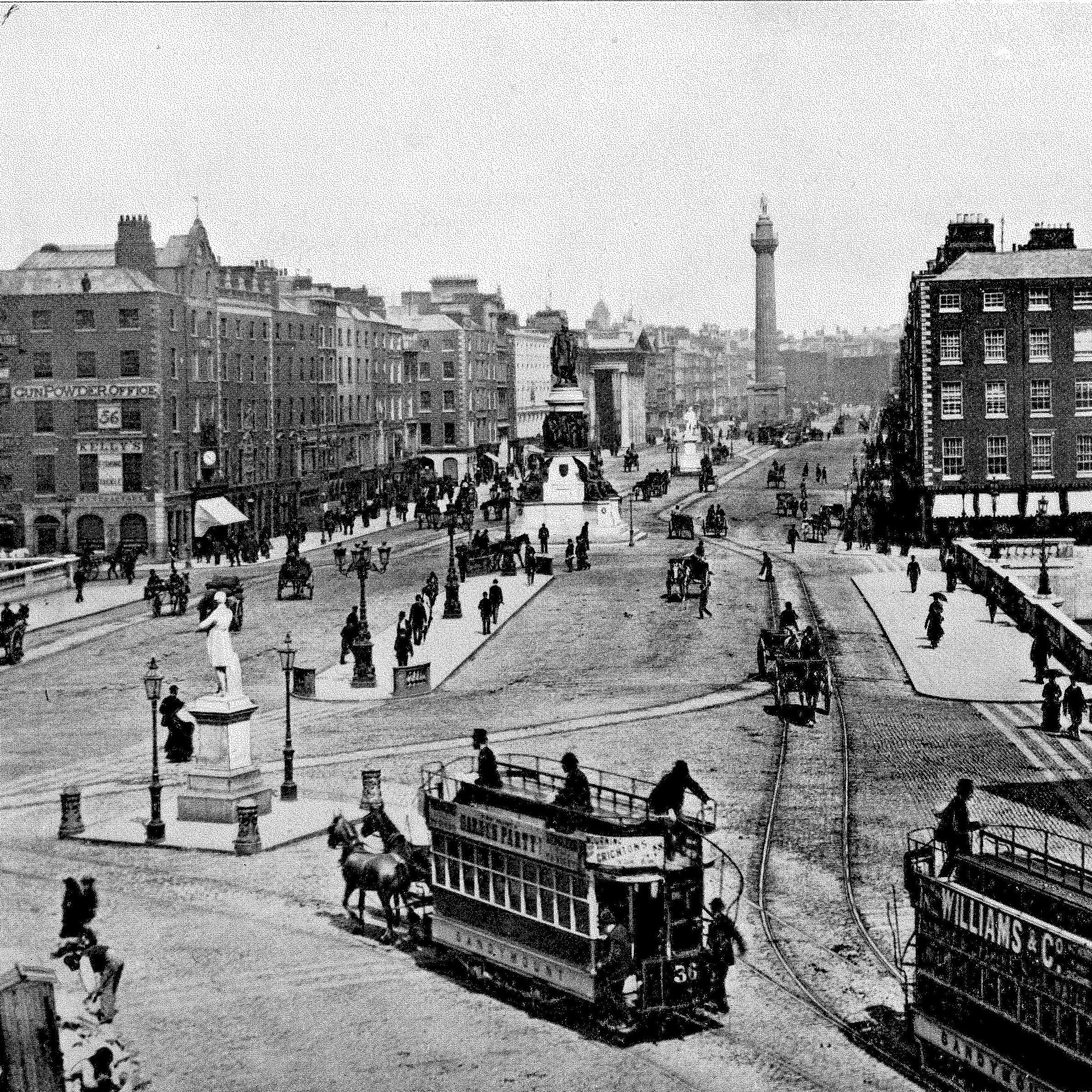 Easter Rising: 1916 Walking Tour