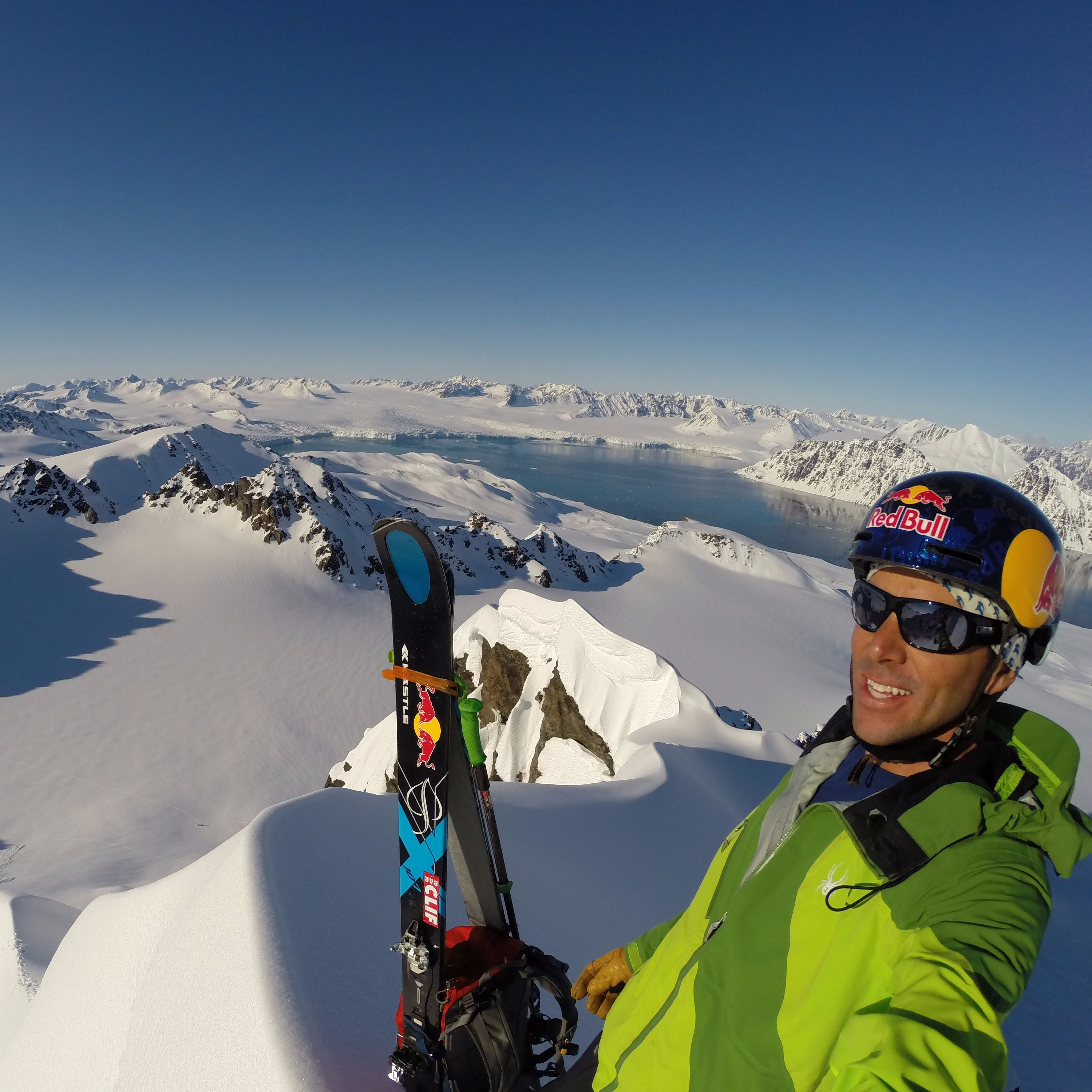 Family, career, and the pursuit of powder: an interview with pro skier Chris Davenport