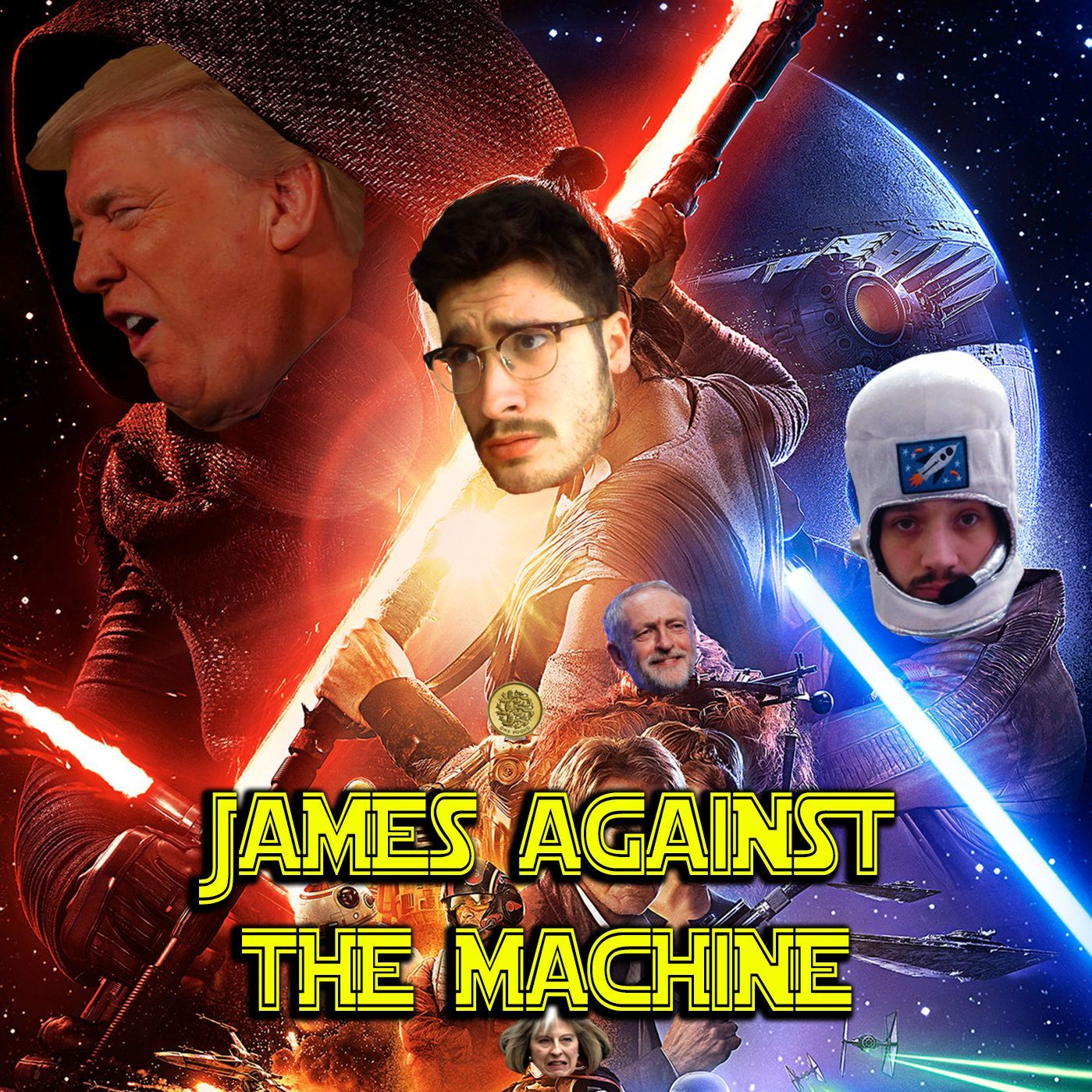James Against The Machine 16/10/2017