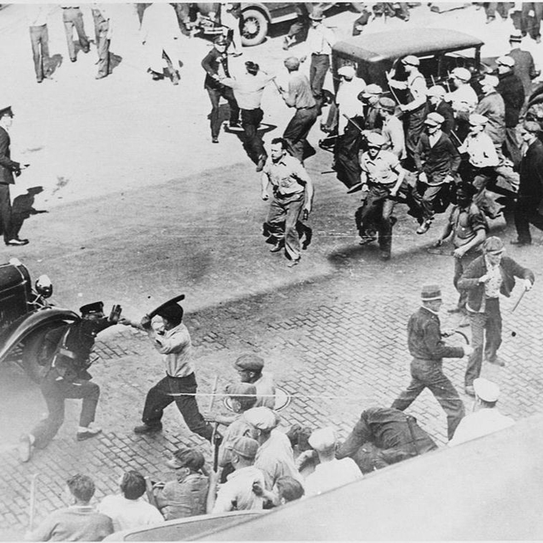 Ep 12: We go full Dobbs - The Minneapolis Teamsters' strike of 1934
